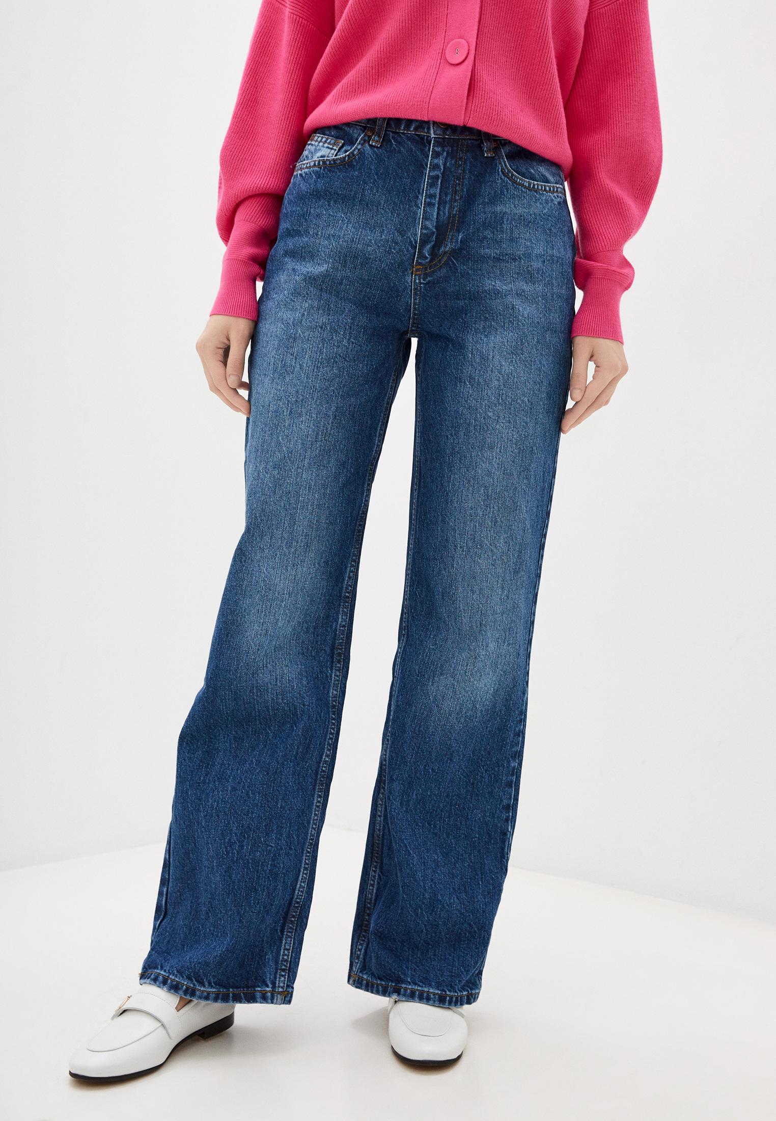 Широкие и расклешенные джинсы Trendyol TWOAW22JE0388