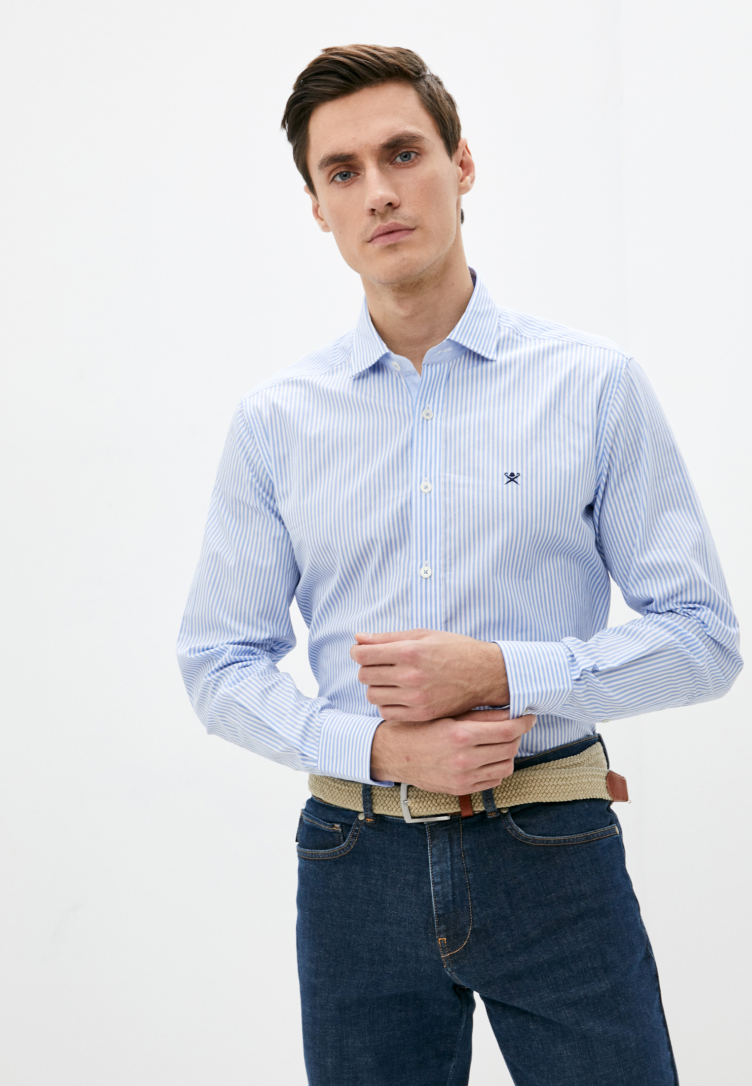 Рубашка с длинным рукавом Hackett London HM308842