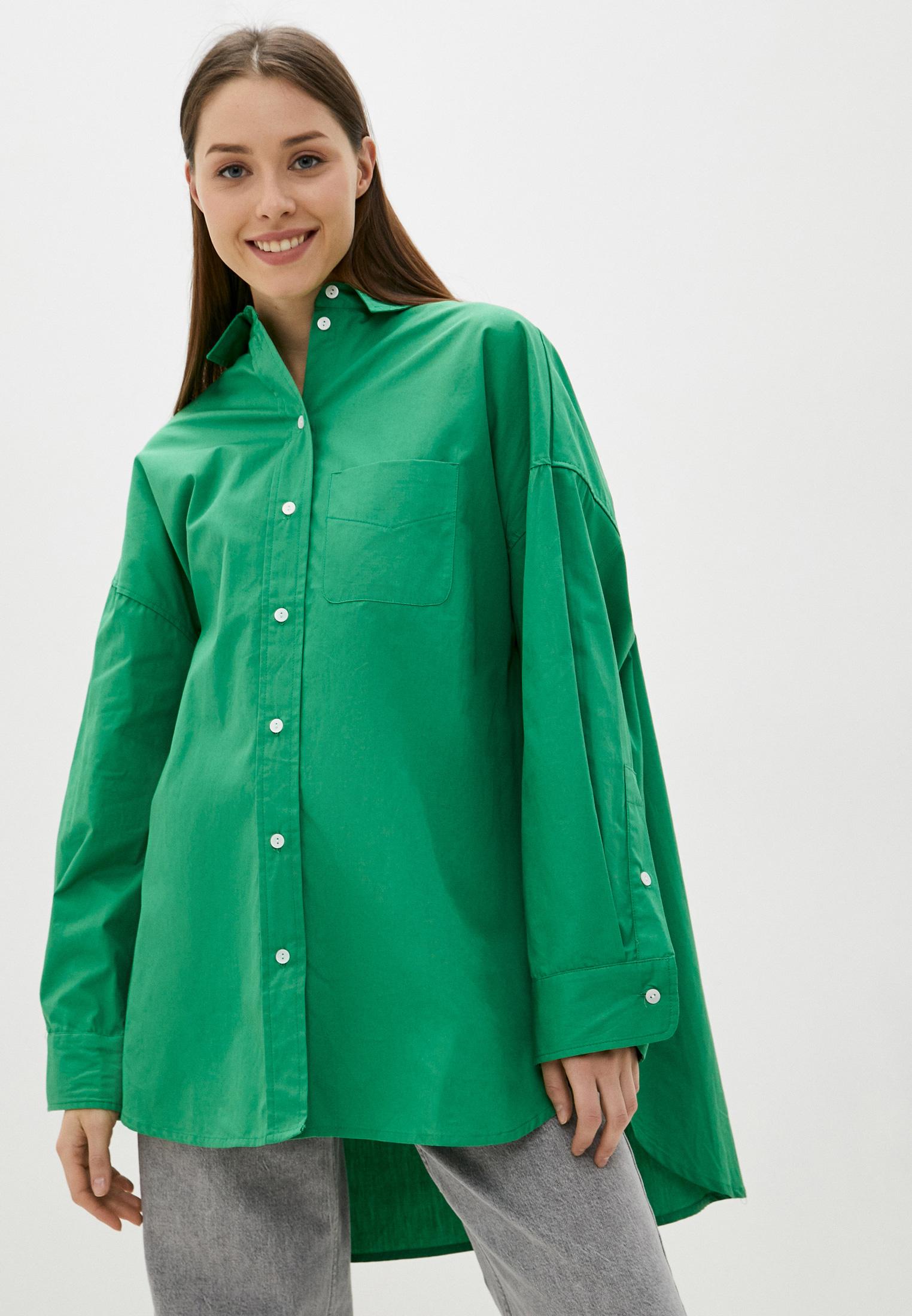 Женские рубашки с длинным рукавом Topshop (Топ Шоп) Рубашка Topshop