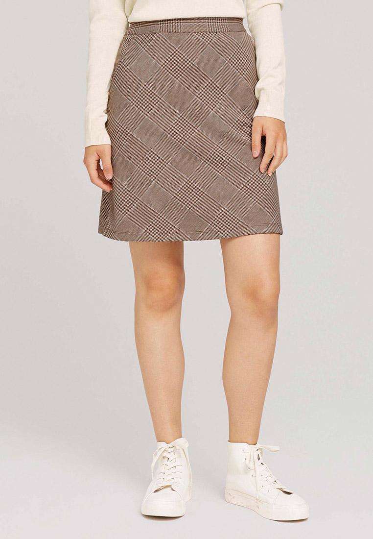 Широкая юбка Tom Tailor (Том Тейлор) Юбка Tom Tailor