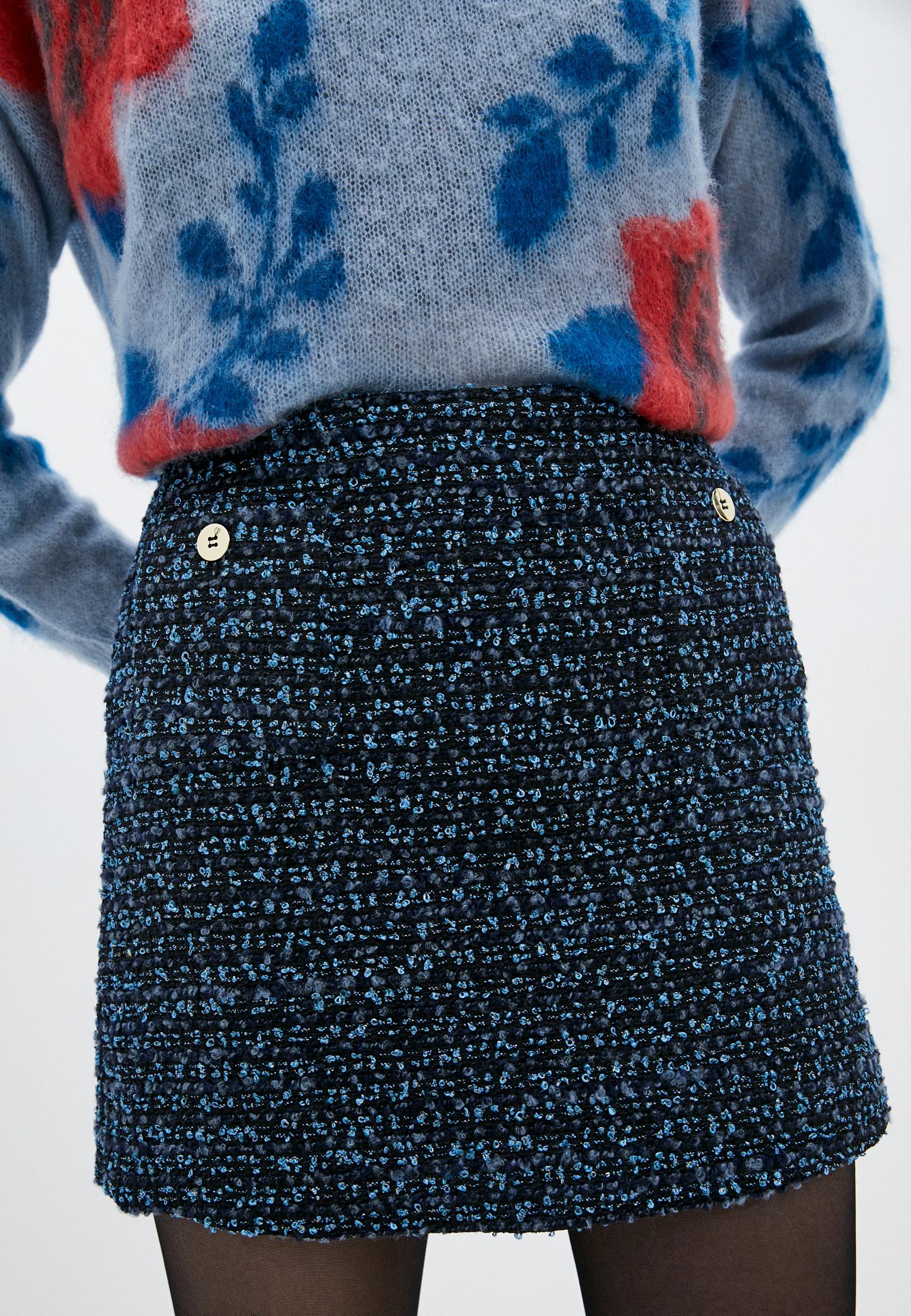 Широкая юбка iBLUES Юбка iBlues