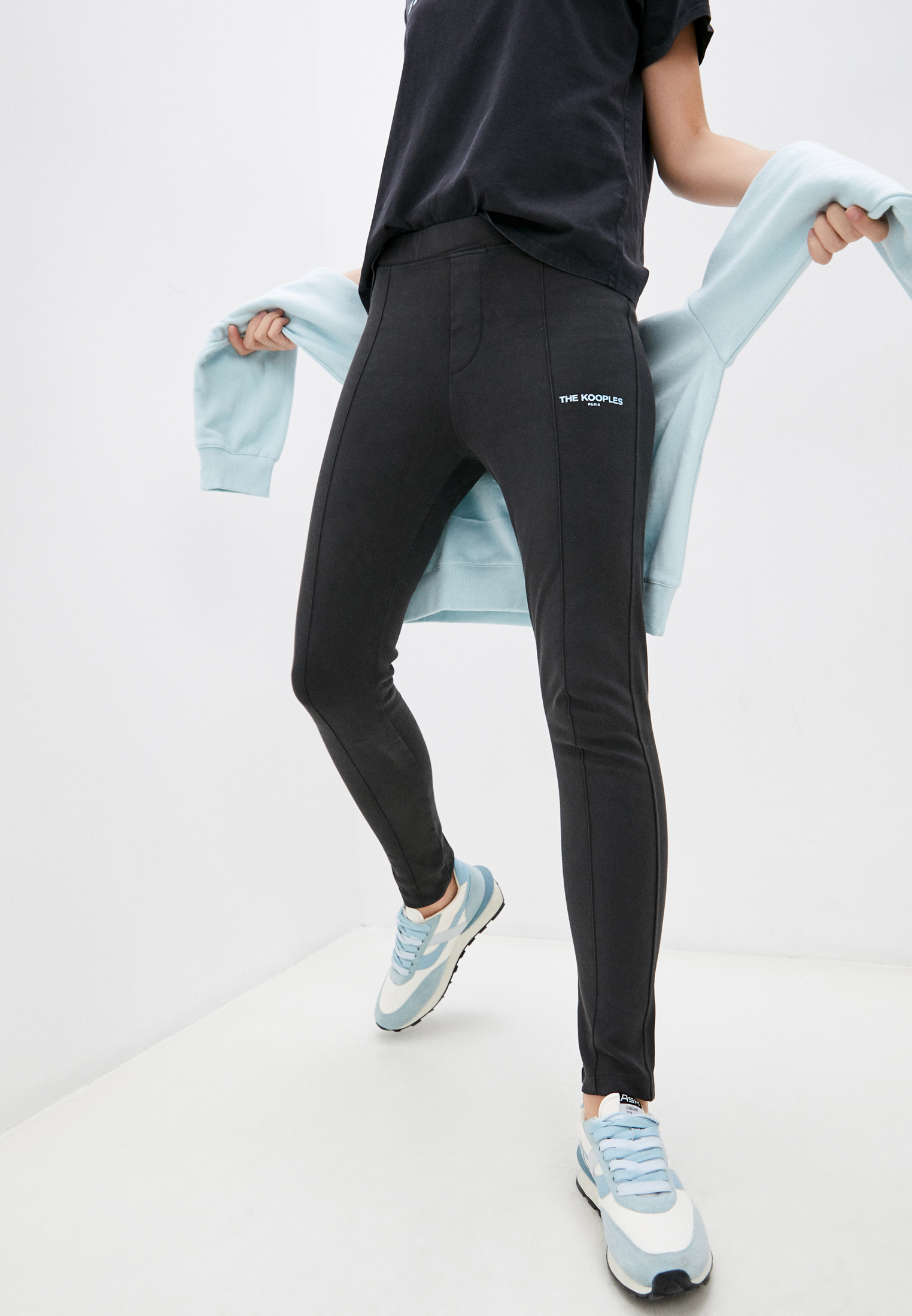 Женские спортивные брюки The Kooples Брюки спортивные The Kooples