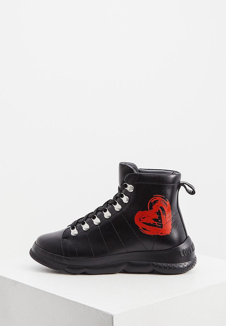 Женские ботинки Love Moschino Ботинки Love Moschino