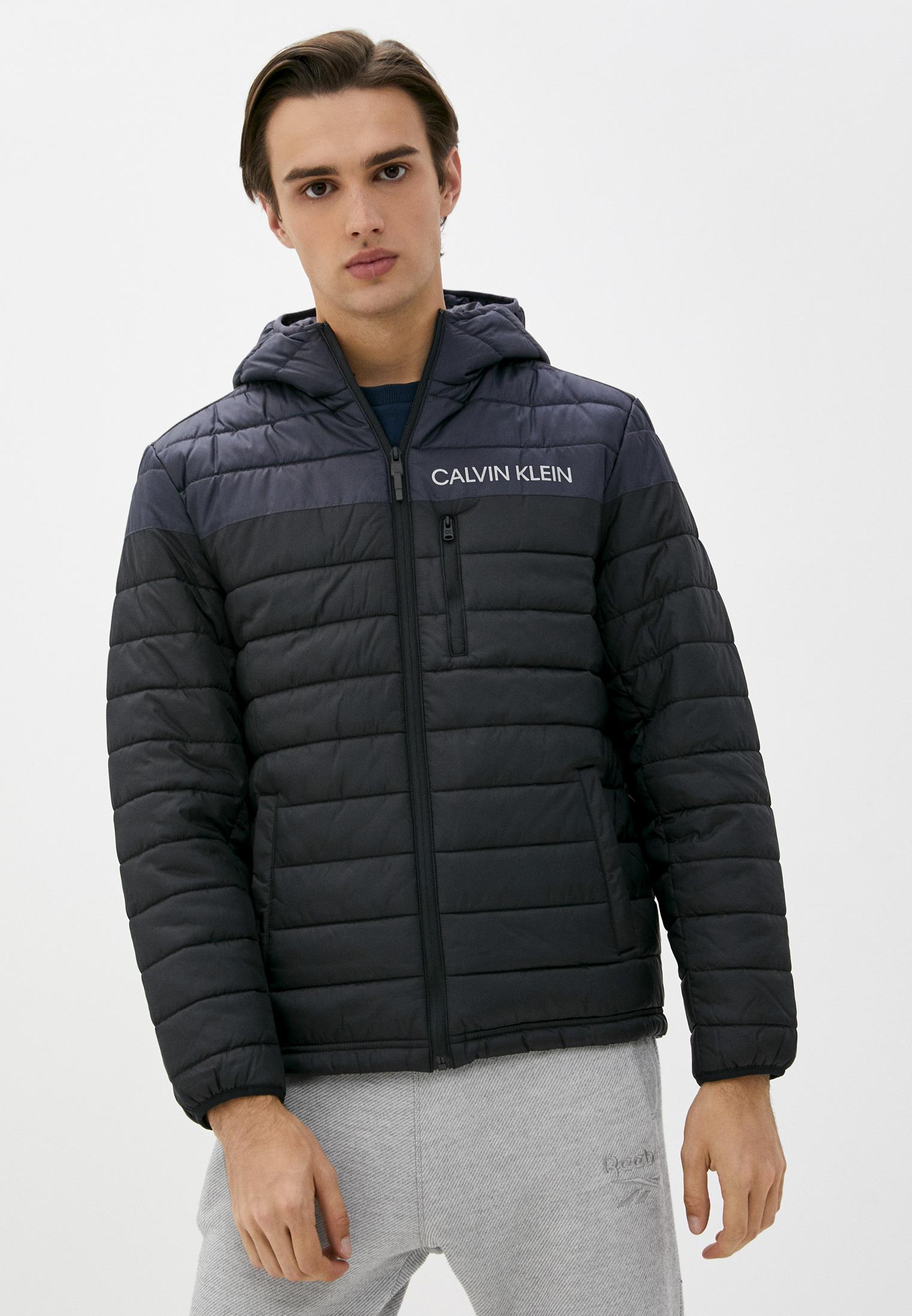 Куртка Calvin Klein Performance Куртка утепленная Calvin Klein Performance