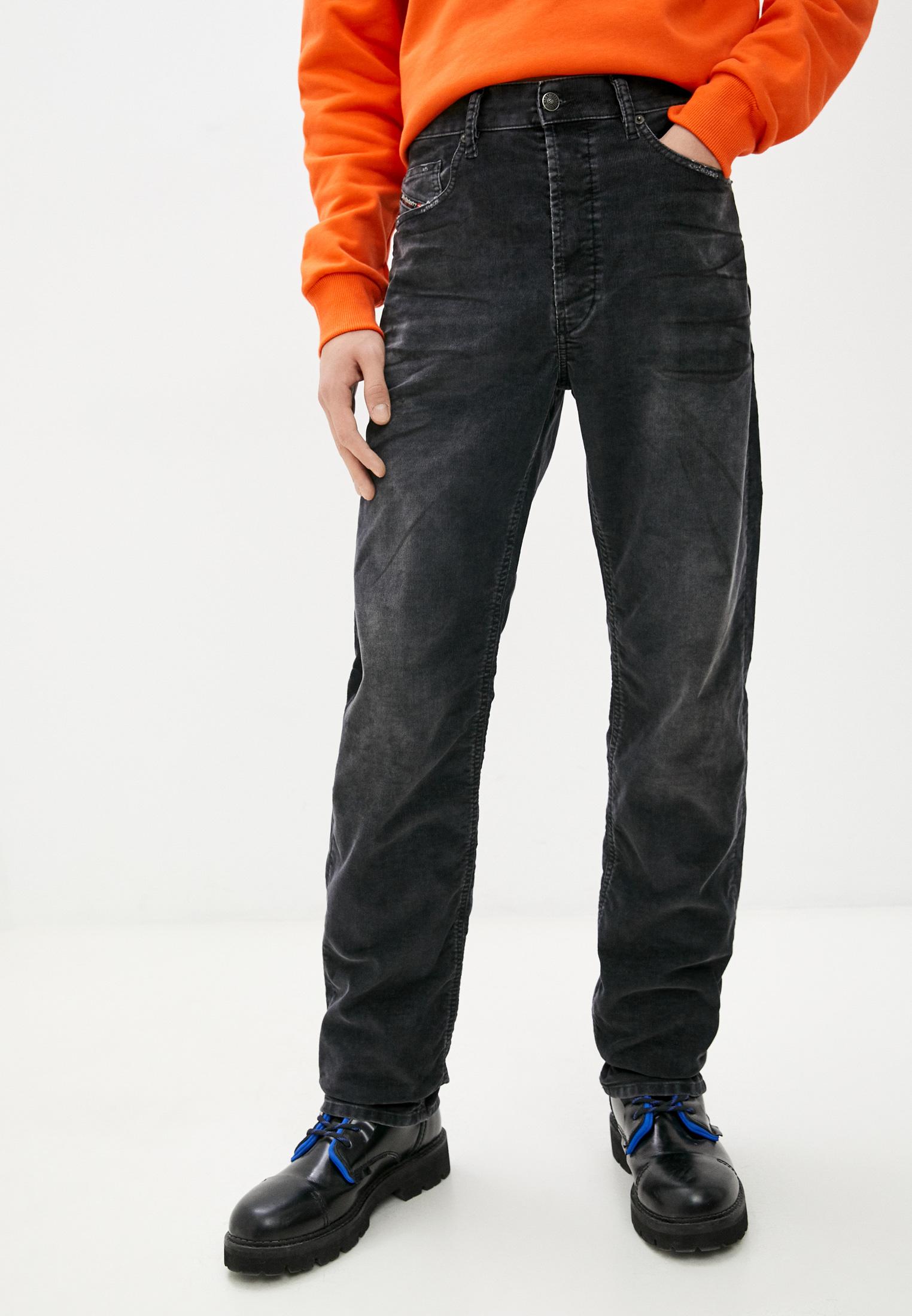 Мужские прямые брюки Diesel (Дизель) Брюки Diesel