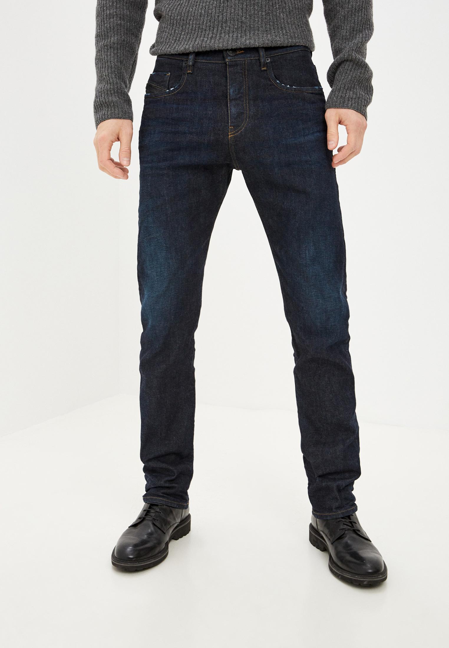 Мужские зауженные джинсы Diesel (Дизель) A0346909B45