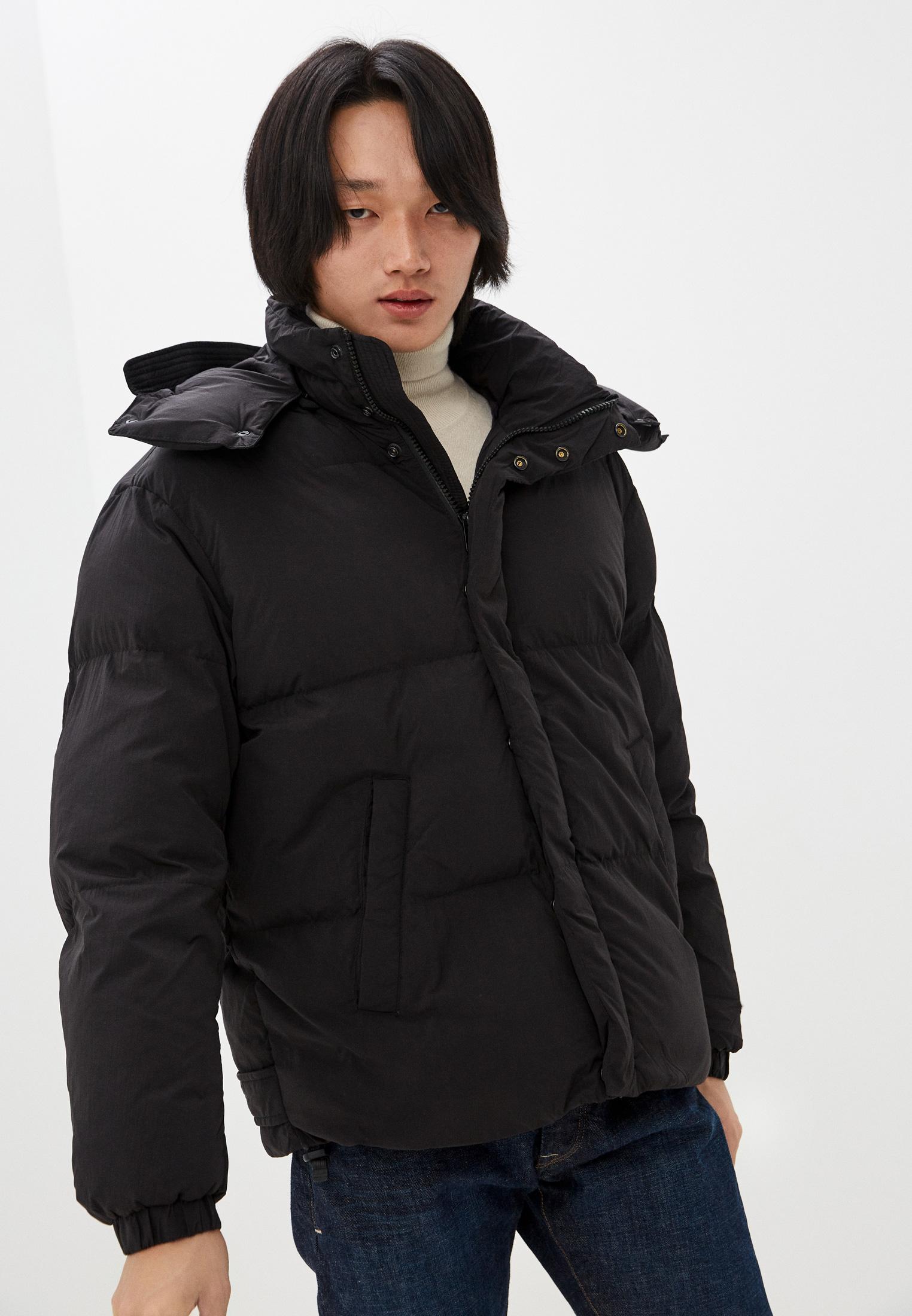 Утепленная куртка Diesel (Дизель) Куртка утепленная Diesel