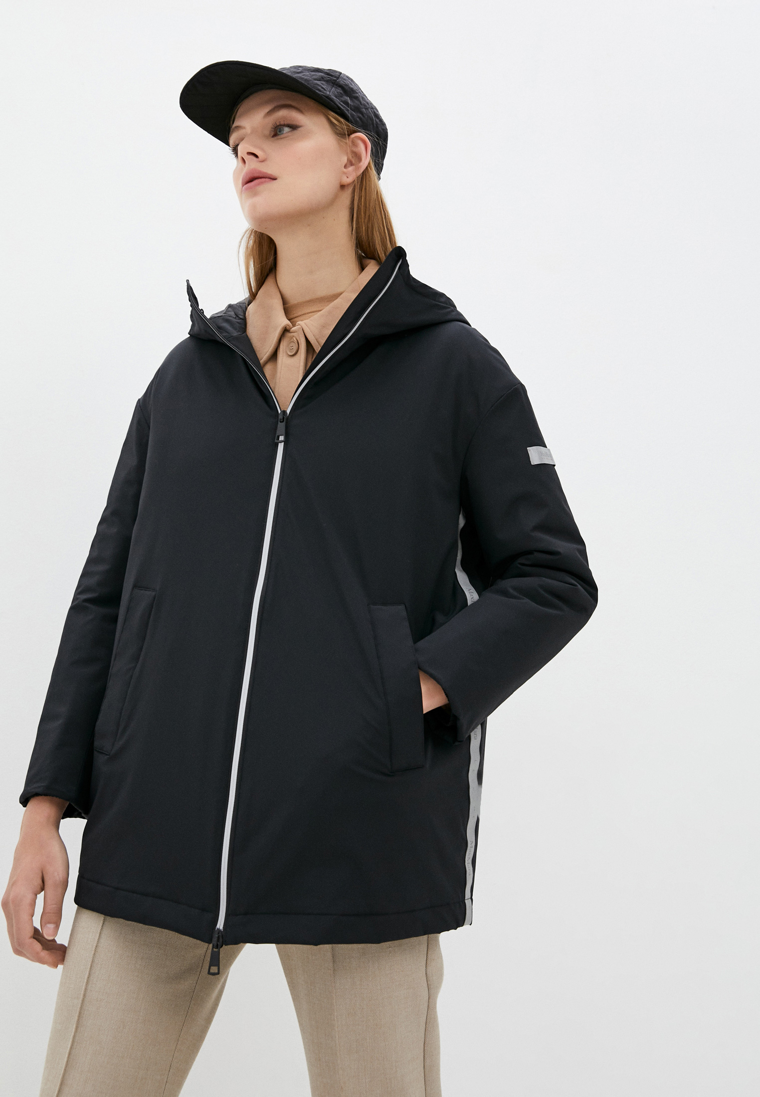 Утепленная куртка Max Mara Leisure 34860416