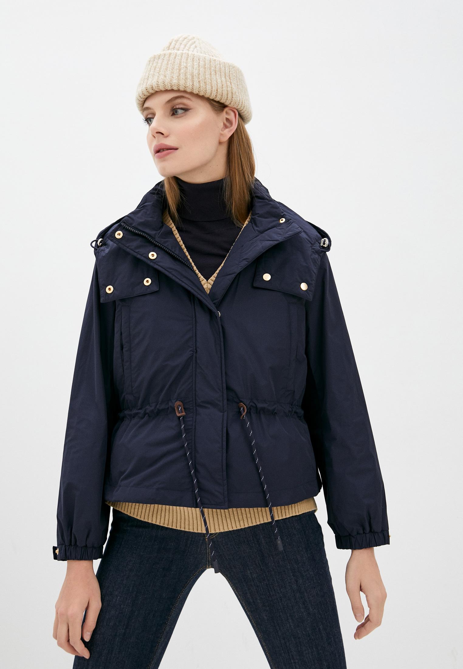 Утепленная куртка Weekend Max Mara 50760119