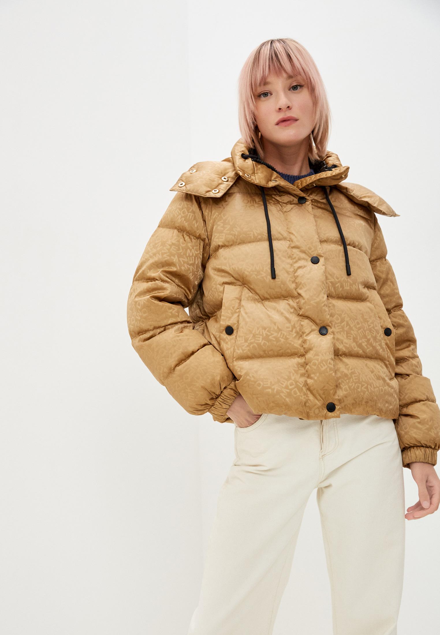 Утепленная куртка Weekend Max Mara 54860813
