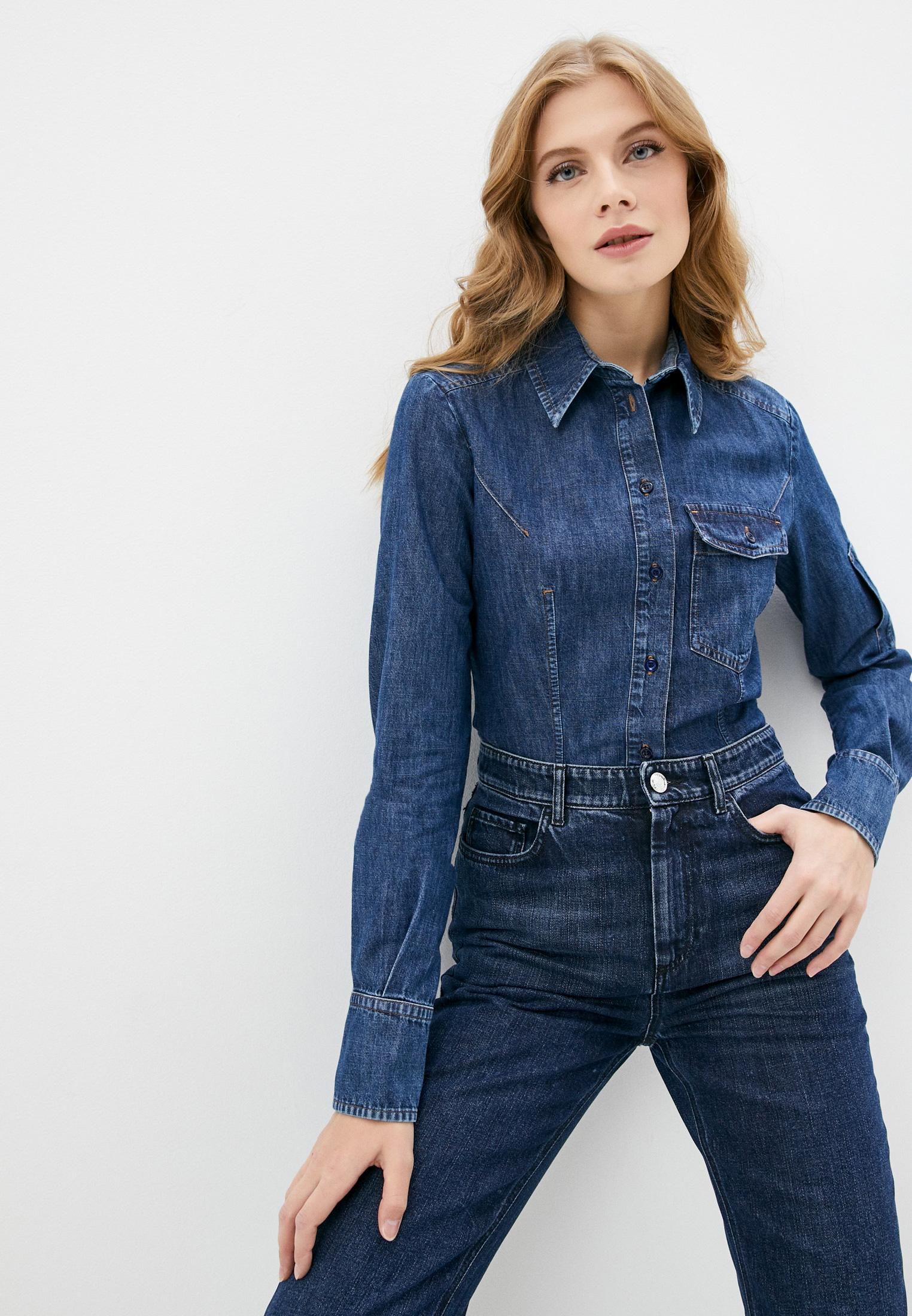 Рубашка SPORTMAX Рубашка джинсовая Sportmax