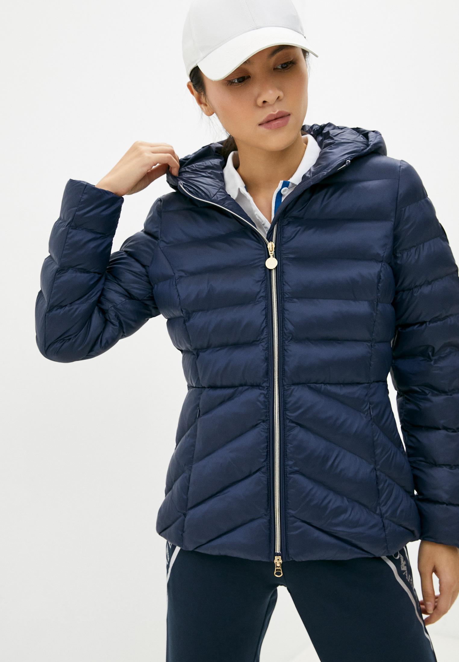 Утепленная куртка EA7 6KTB05 TN88Z
