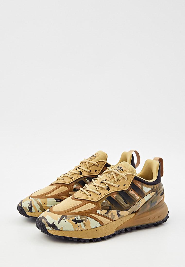 Мужские кроссовки Adidas Originals (Адидас Ориджиналс) GZ7783: изображение 3