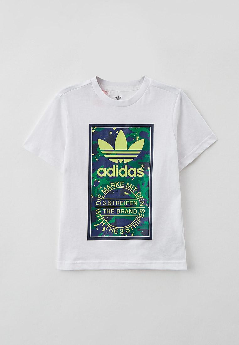 Футболка Adidas Originals (Адидас Ориджиналс) H20304