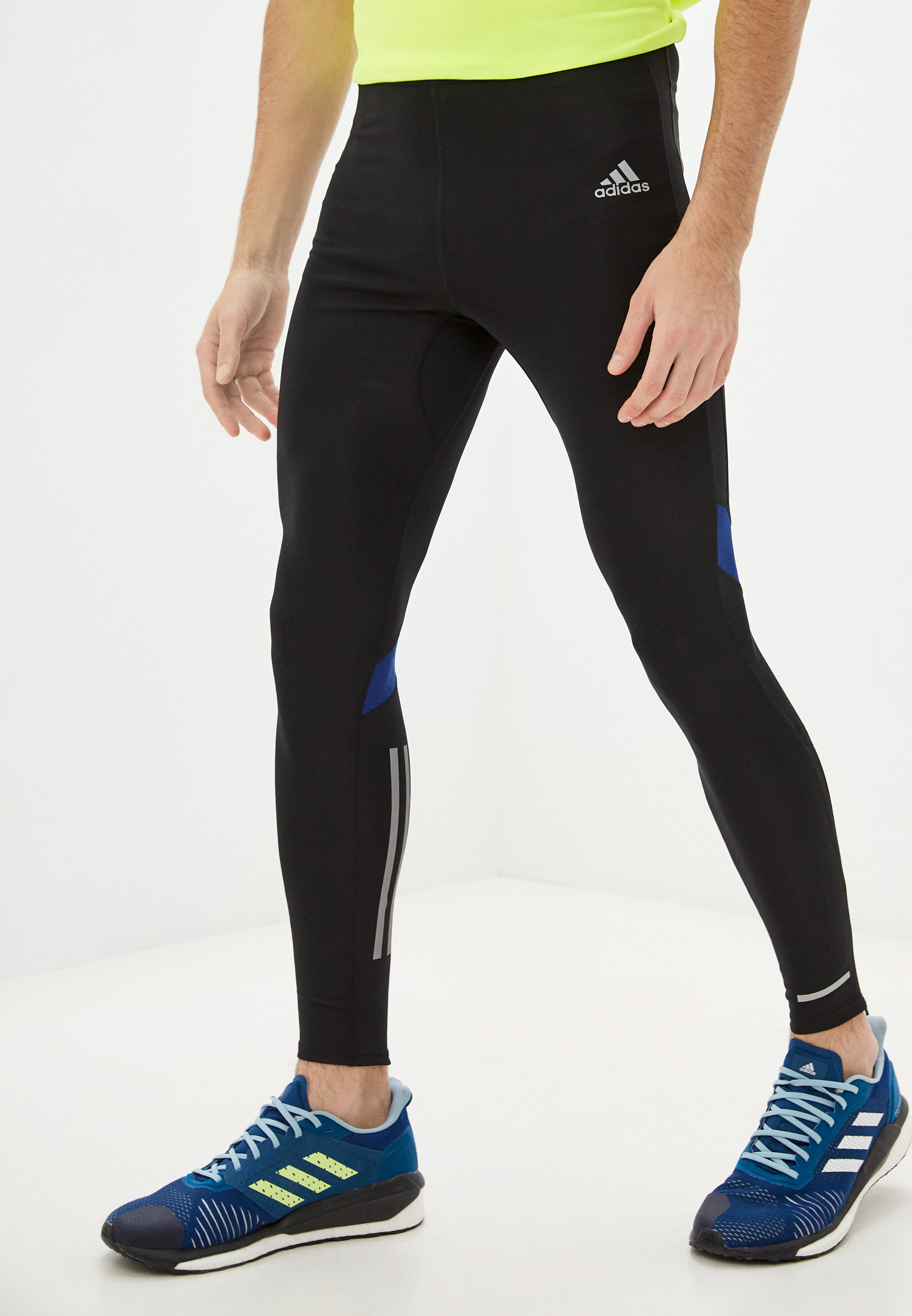 Мужские спортивные брюки Adidas (Адидас) Тайтсы adidas
