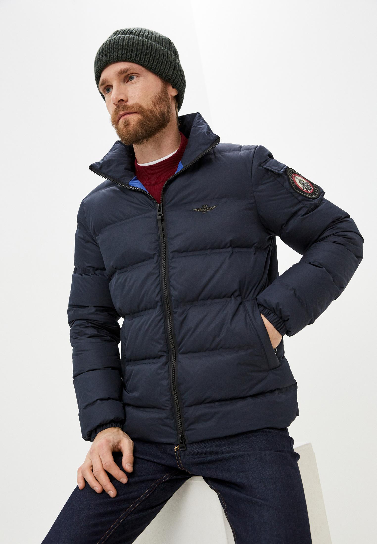 Утепленная куртка Aeronautica Militare Куртка утепленная Aeronautica Militare