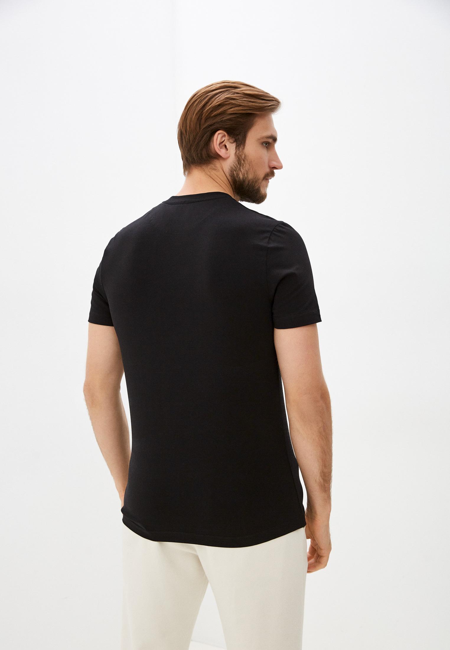 Мужская футболка Bikkembergs (Биккембергс) C 4 101 47 E 2296: изображение 4
