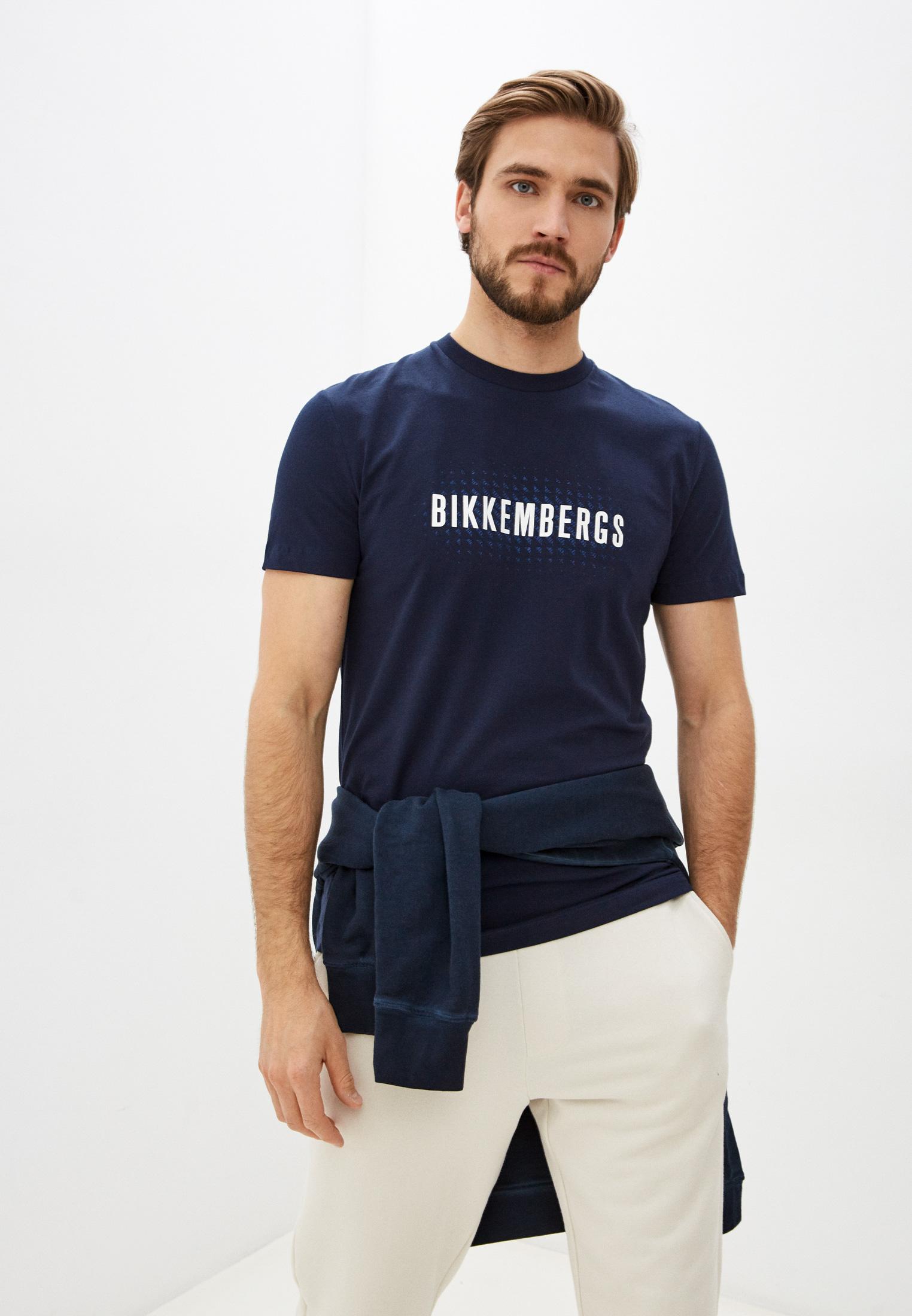 Мужская футболка Bikkembergs (Биккембергс) C 4 101 49 E 2296: изображение 1