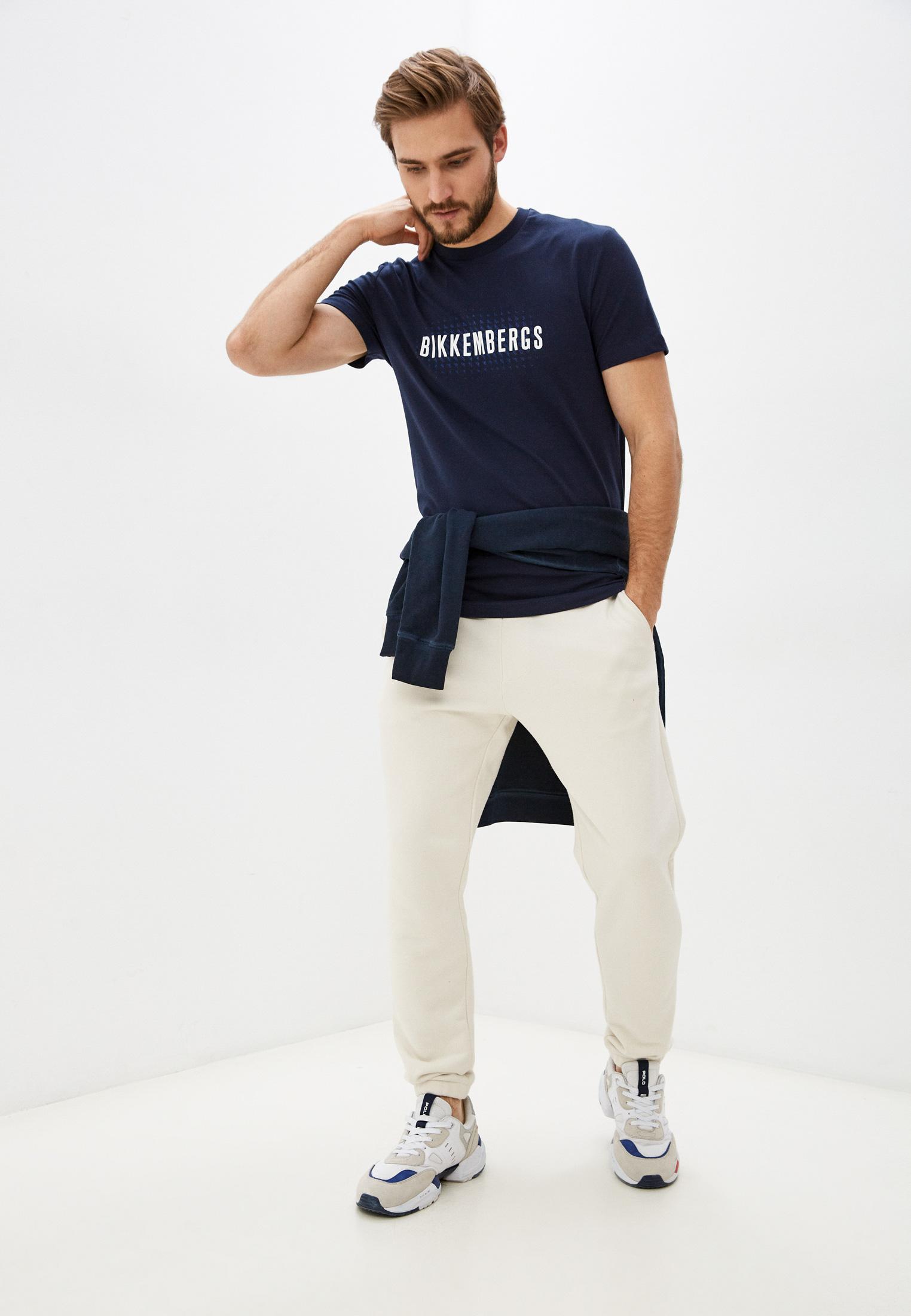 Мужская футболка Bikkembergs (Биккембергс) C 4 101 49 E 2296: изображение 3