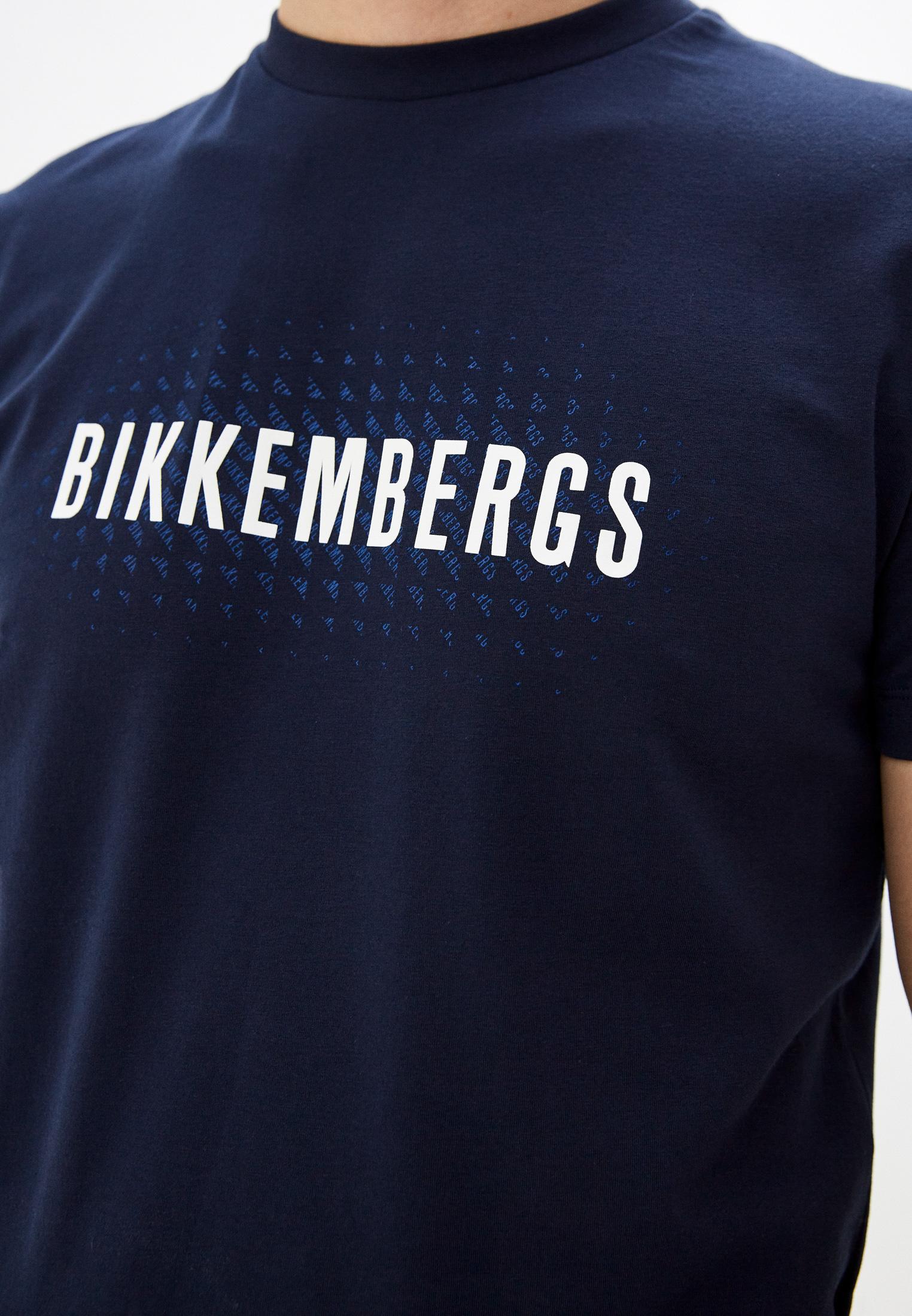 Мужская футболка Bikkembergs (Биккембергс) C 4 101 49 E 2296: изображение 5