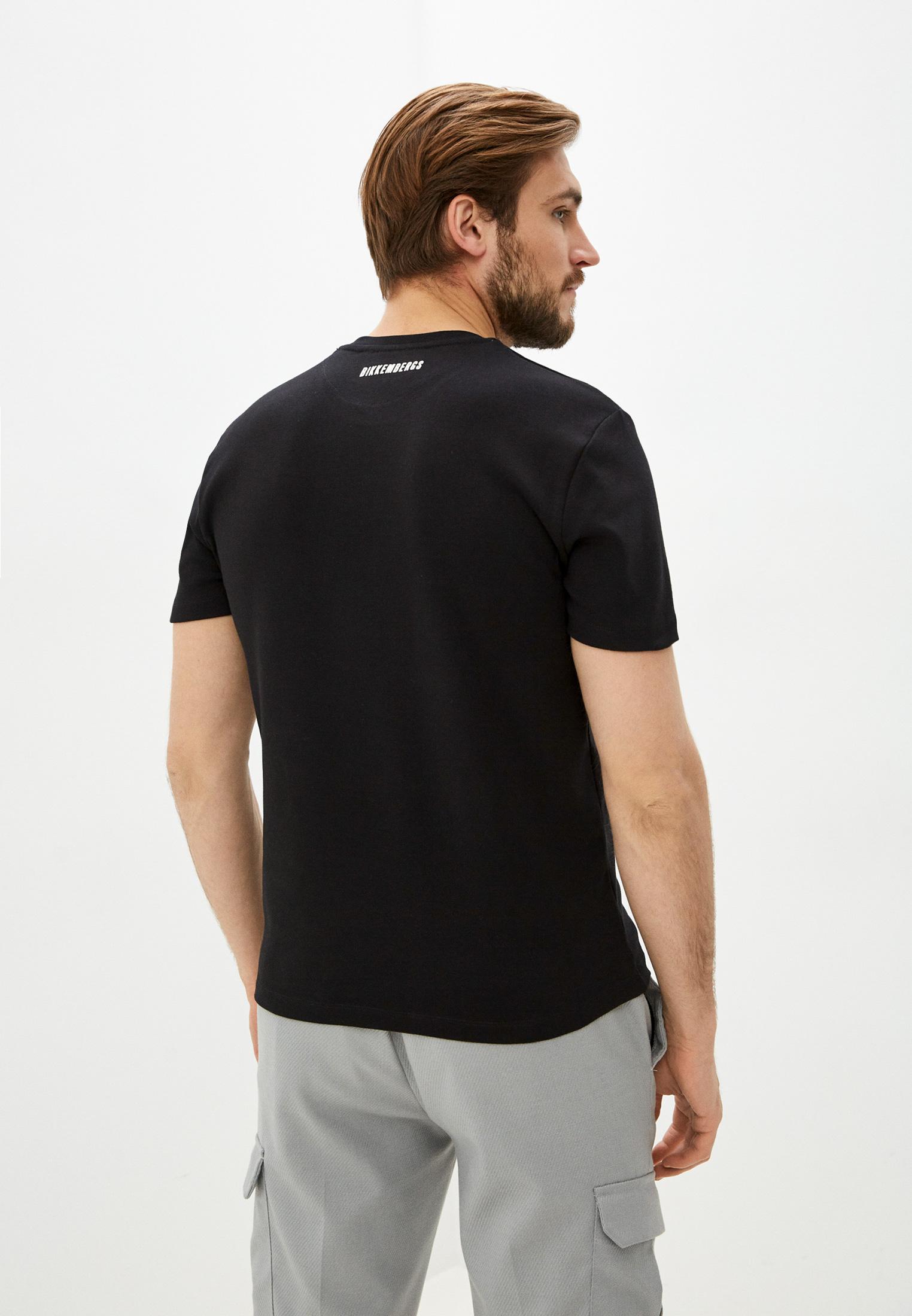 Мужская футболка Bikkembergs (Биккембергс) C 4 101 59 E 2298: изображение 4