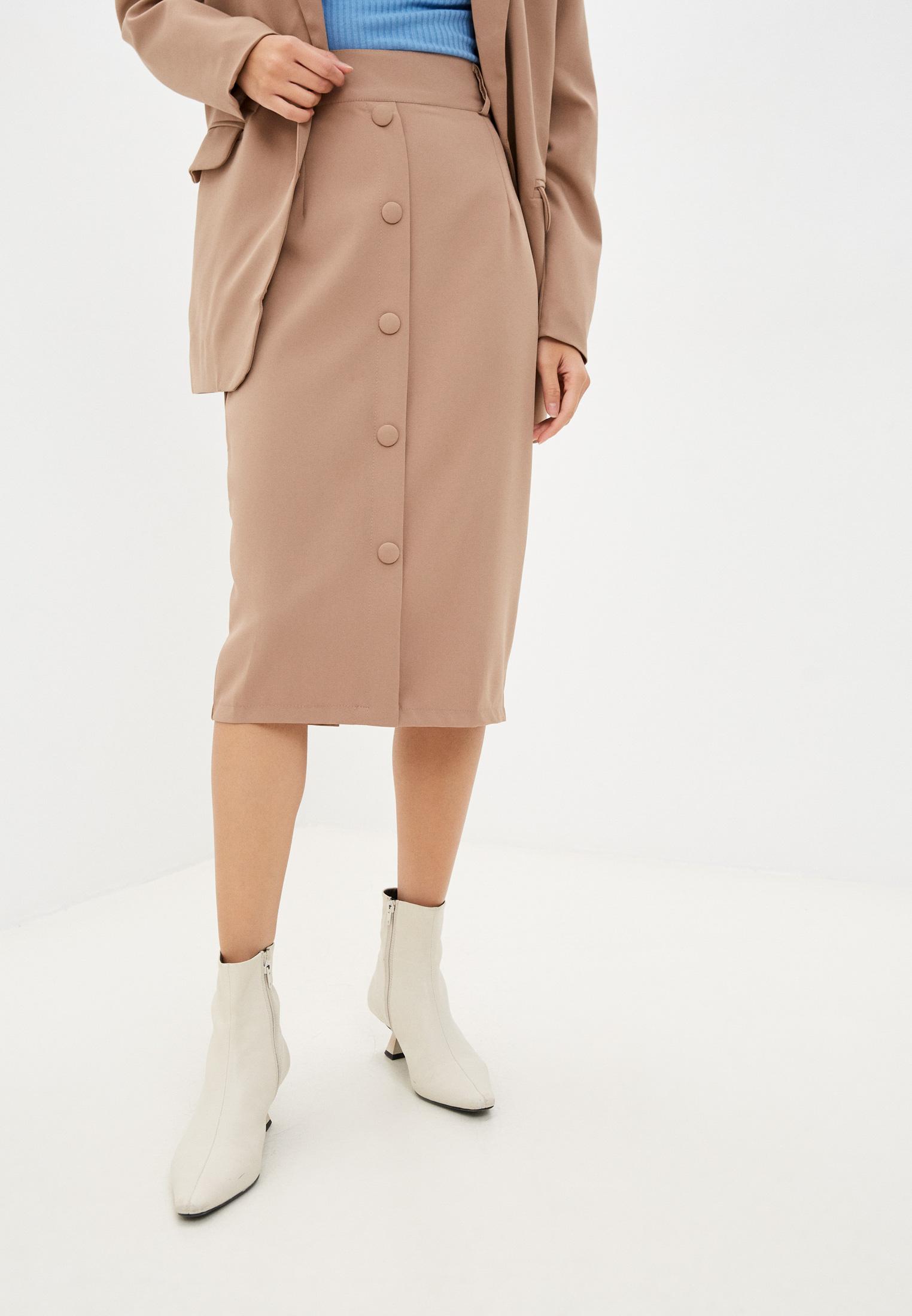 Узкая юбка Diverius d0971