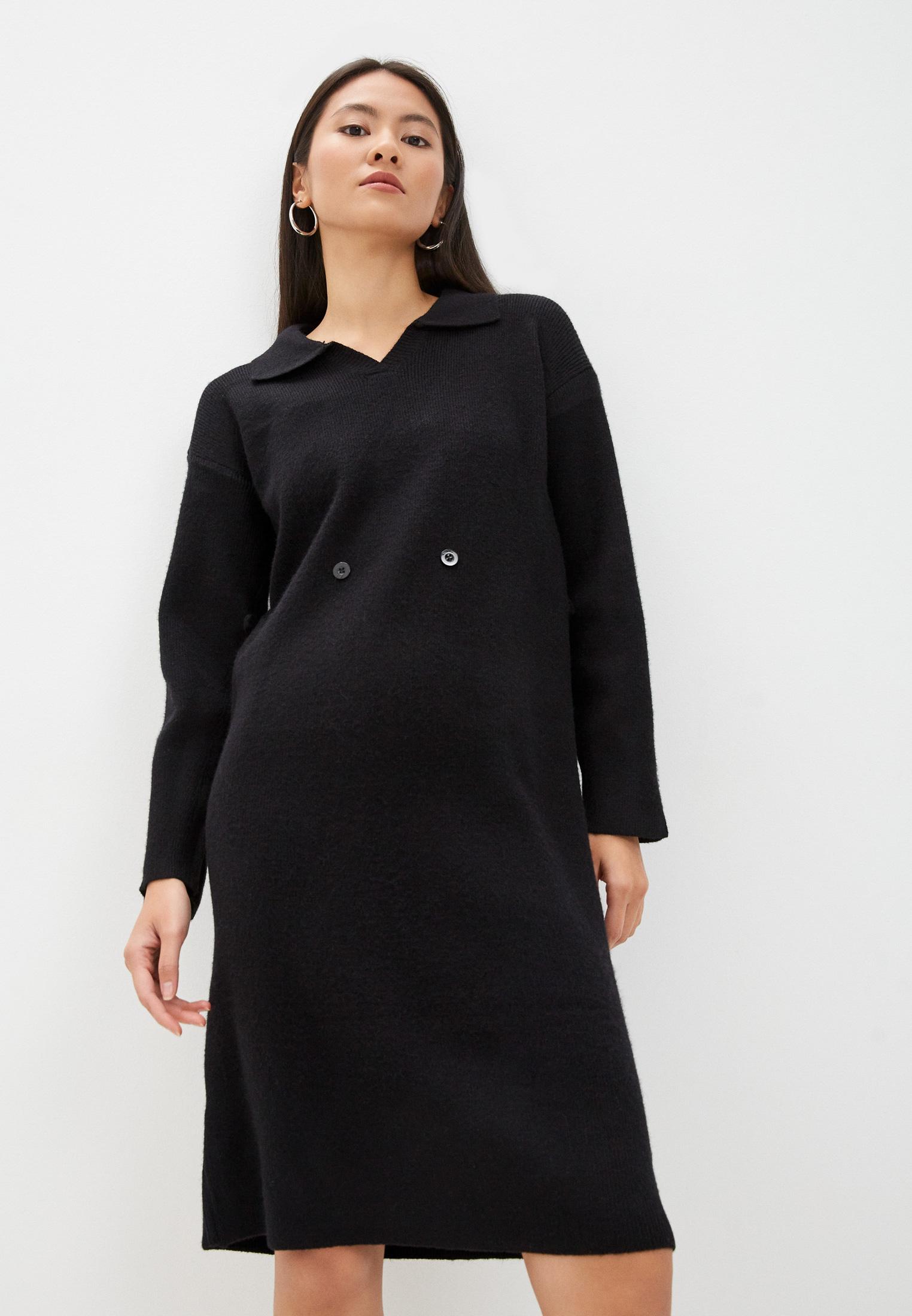 Вязаное платье Diverius d6105