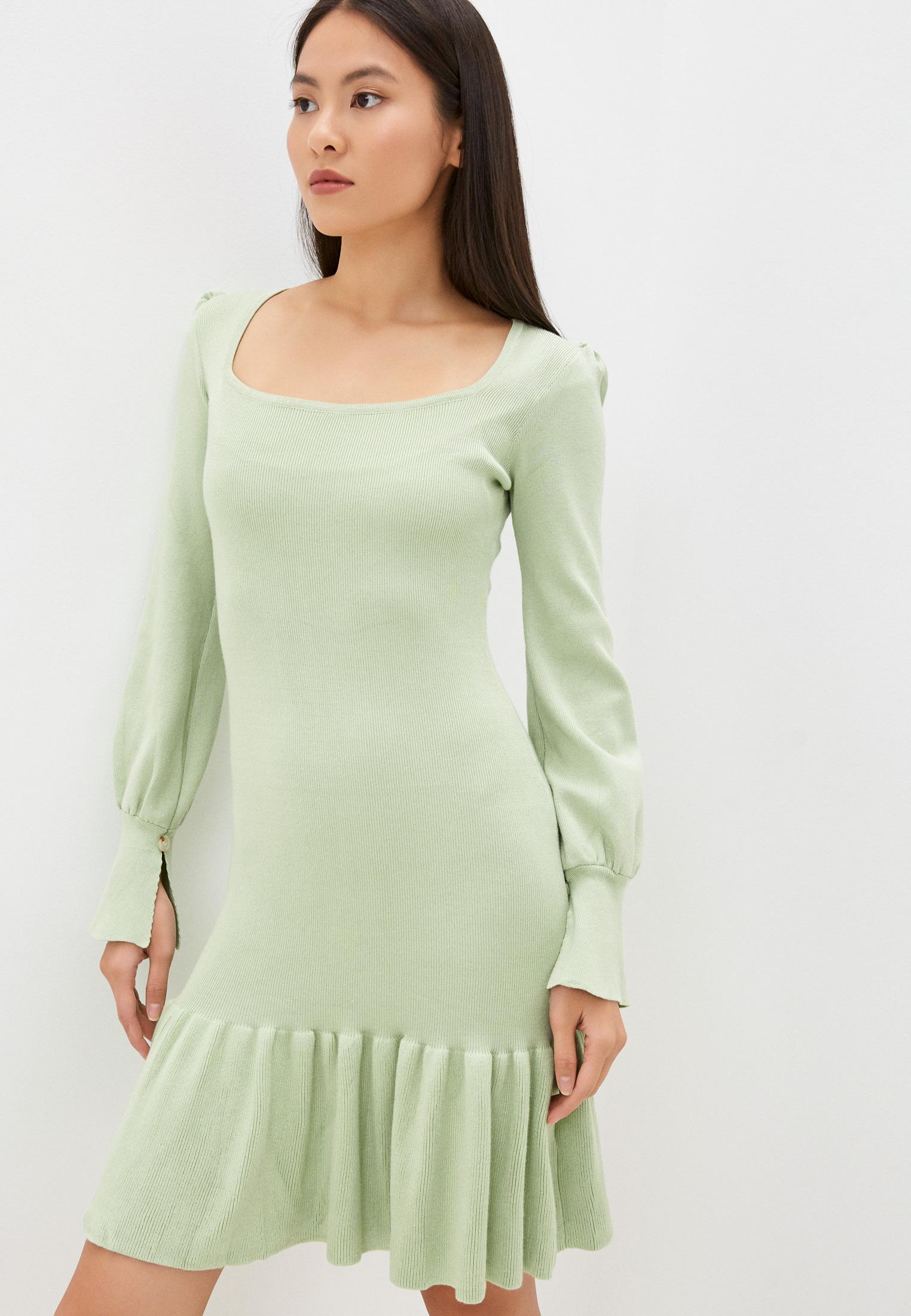 Вязаное платье Diverius Платье Diverius