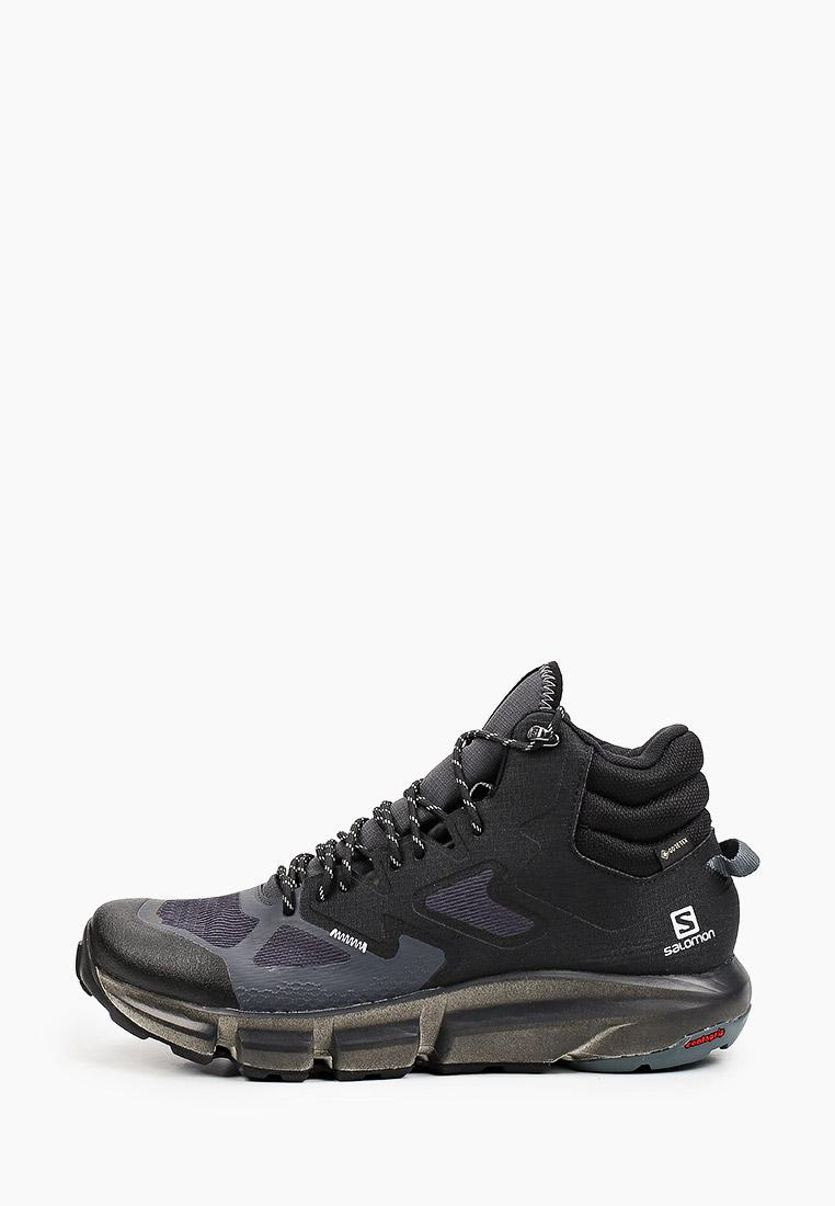 Спортивные мужские ботинки SALOMON (Саломон) Ботинки трекинговые Salomon