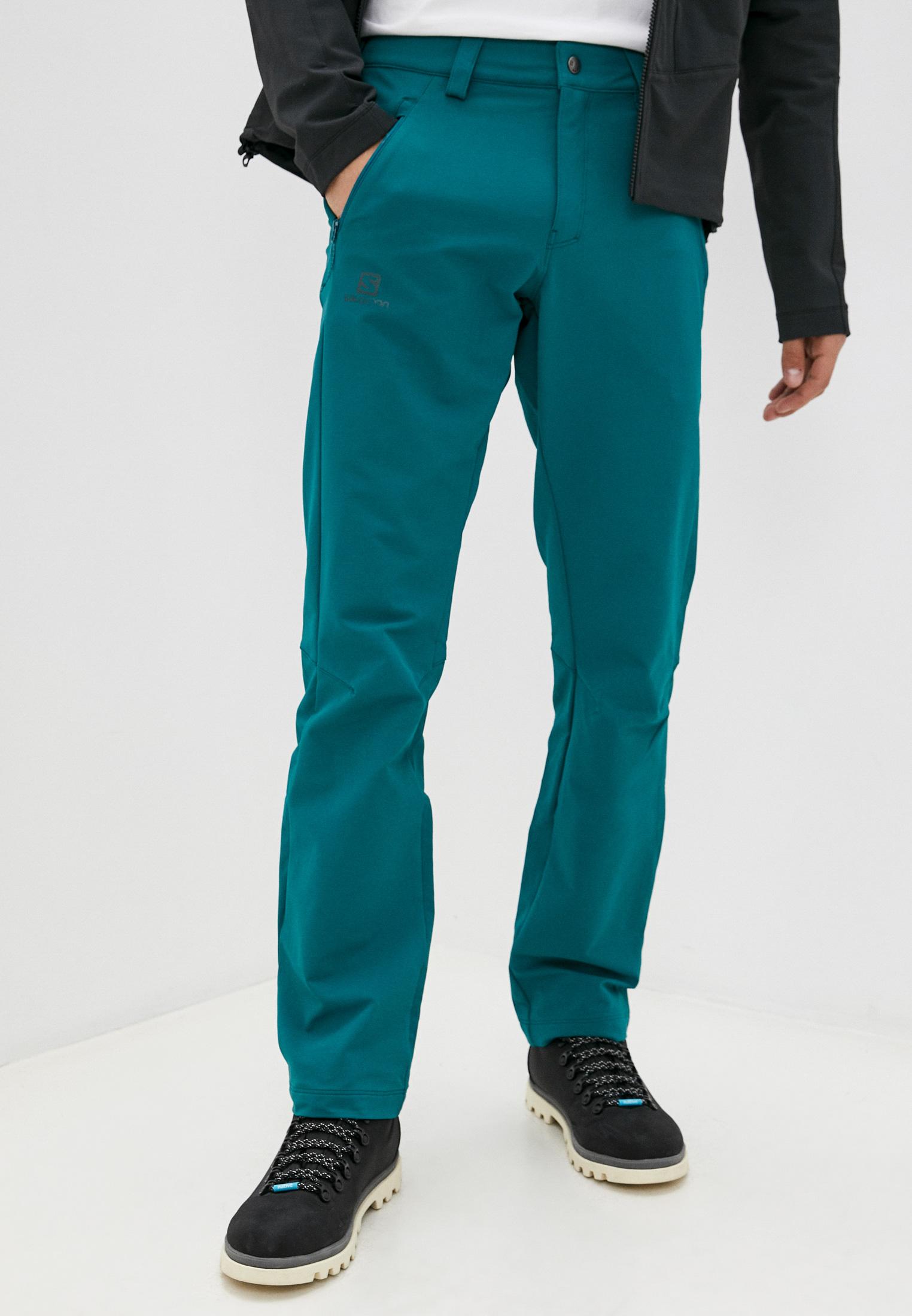 Мужские спортивные брюки SALOMON (Саломон) Брюки Salomon