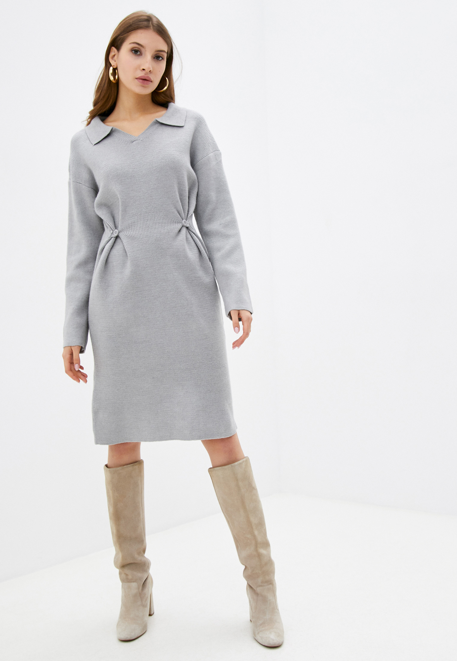 Вязаное платье Marselesa MAR22-51-5