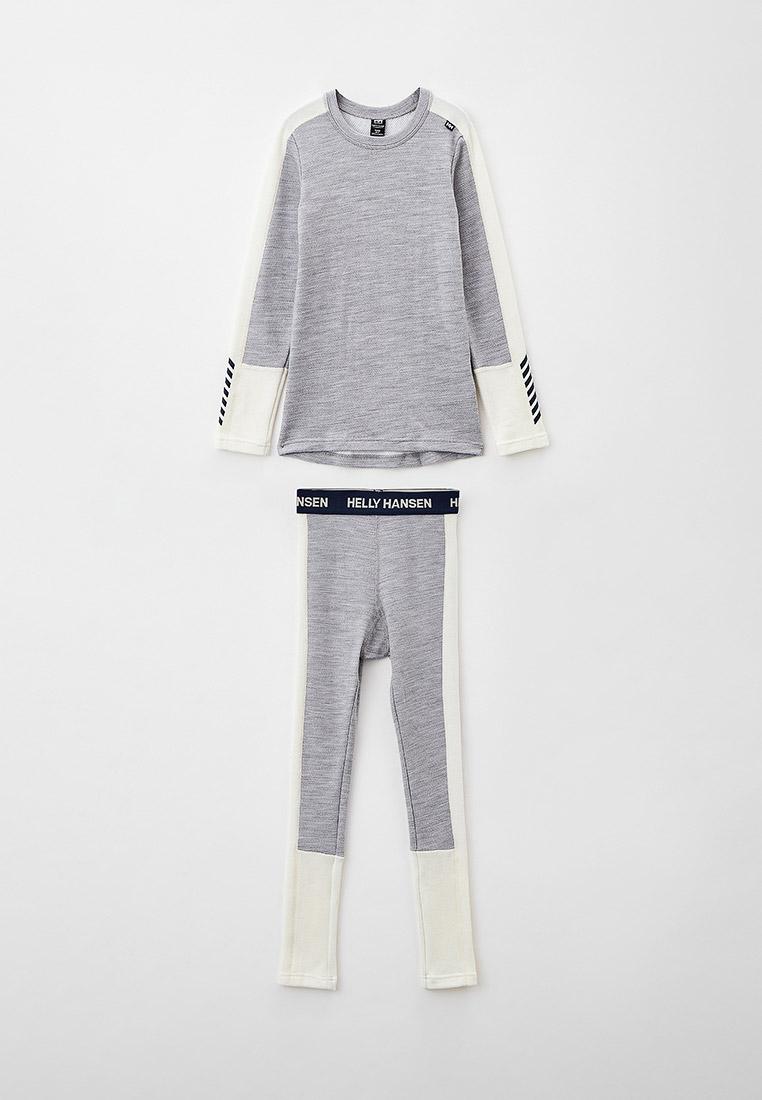 Белье и одежда для дома Helly Hansen (Хэлли Хэнсон) Комплект термобелья Helly Hansen