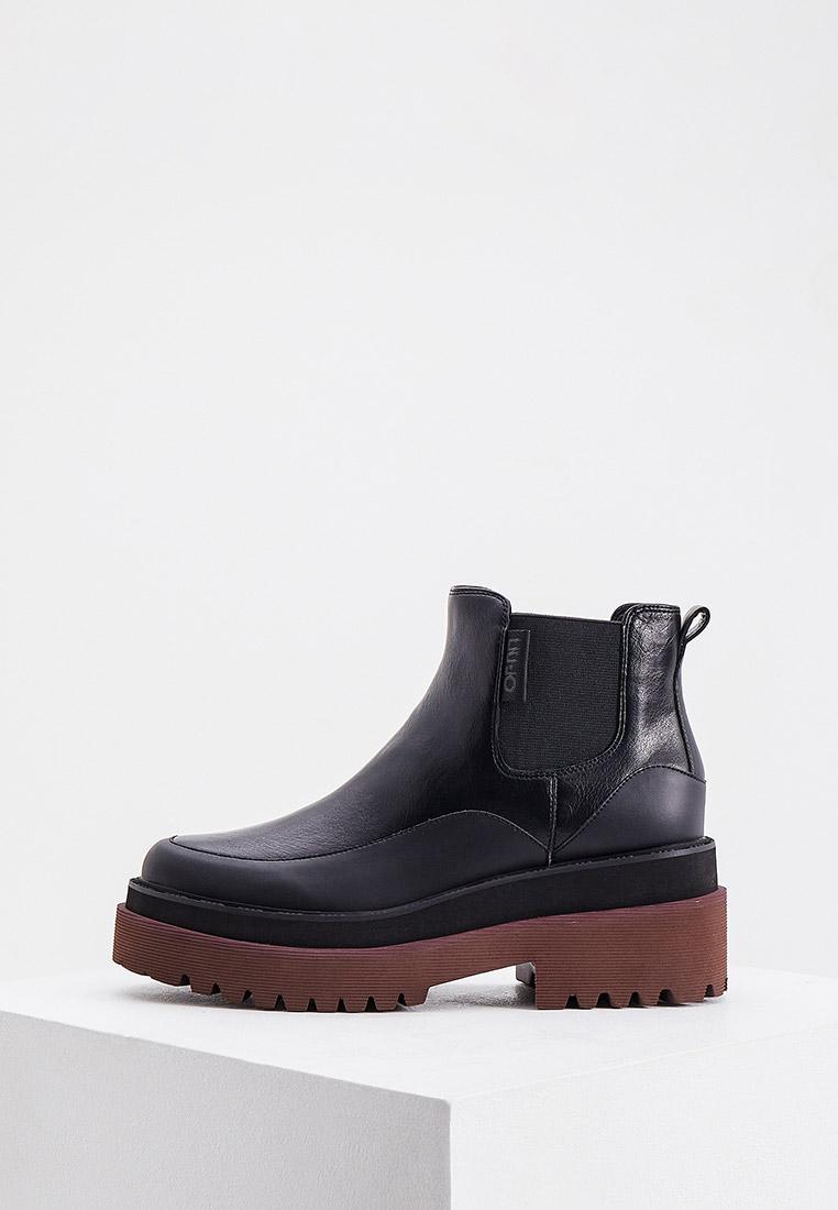 Женские ботинки Liu Jo (Лиу Джо) 5LJ.LJ107812.K
