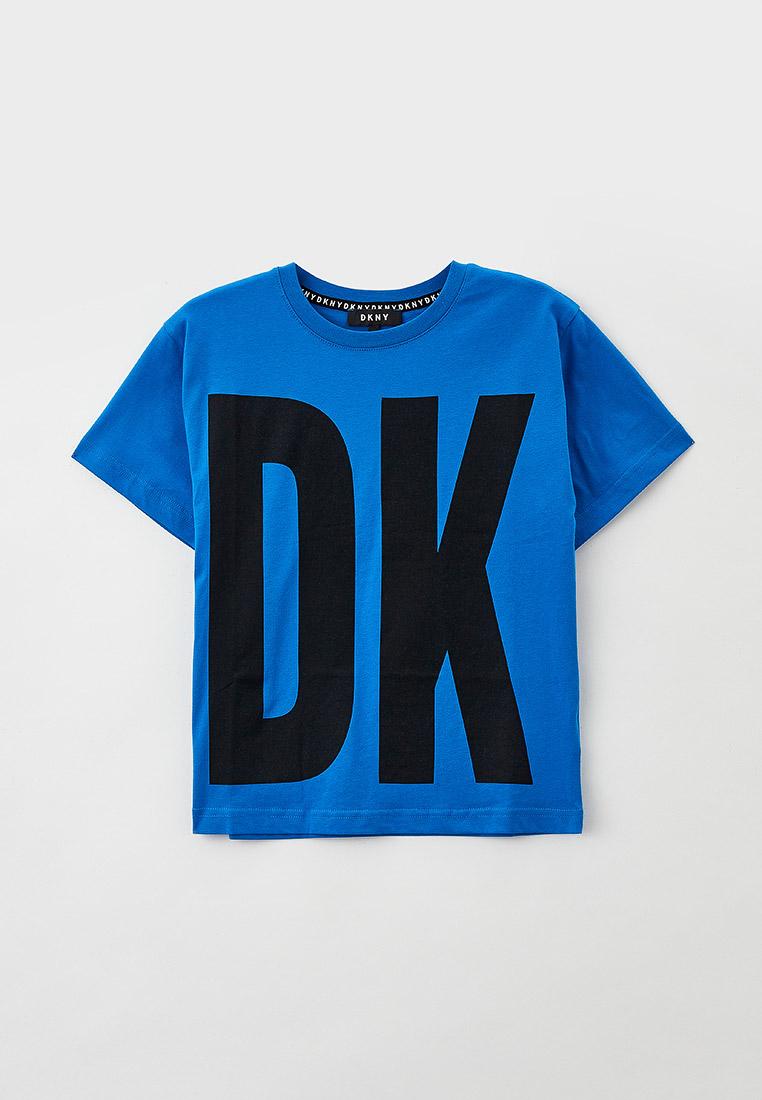 Футболка с коротким рукавом DKNY (ДКНУ) D25D54