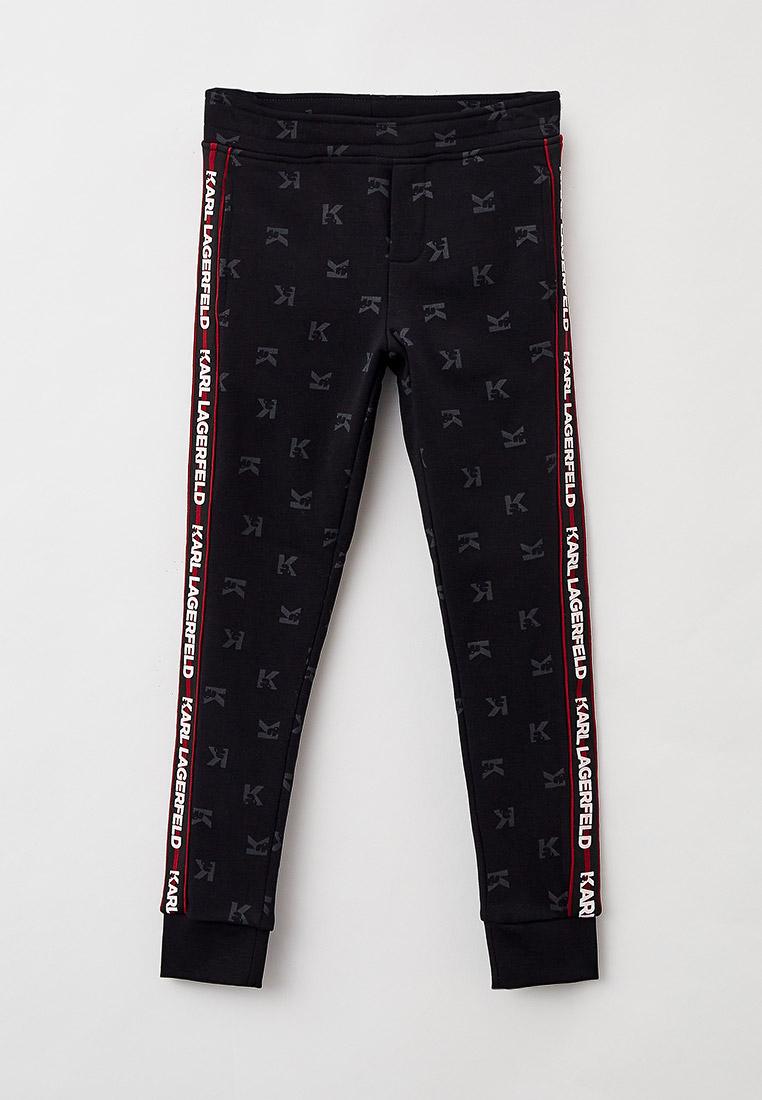 Спортивные брюки KARL LAGERFELD KIDS Брюки спортивные Karl Lagerfeld Kids