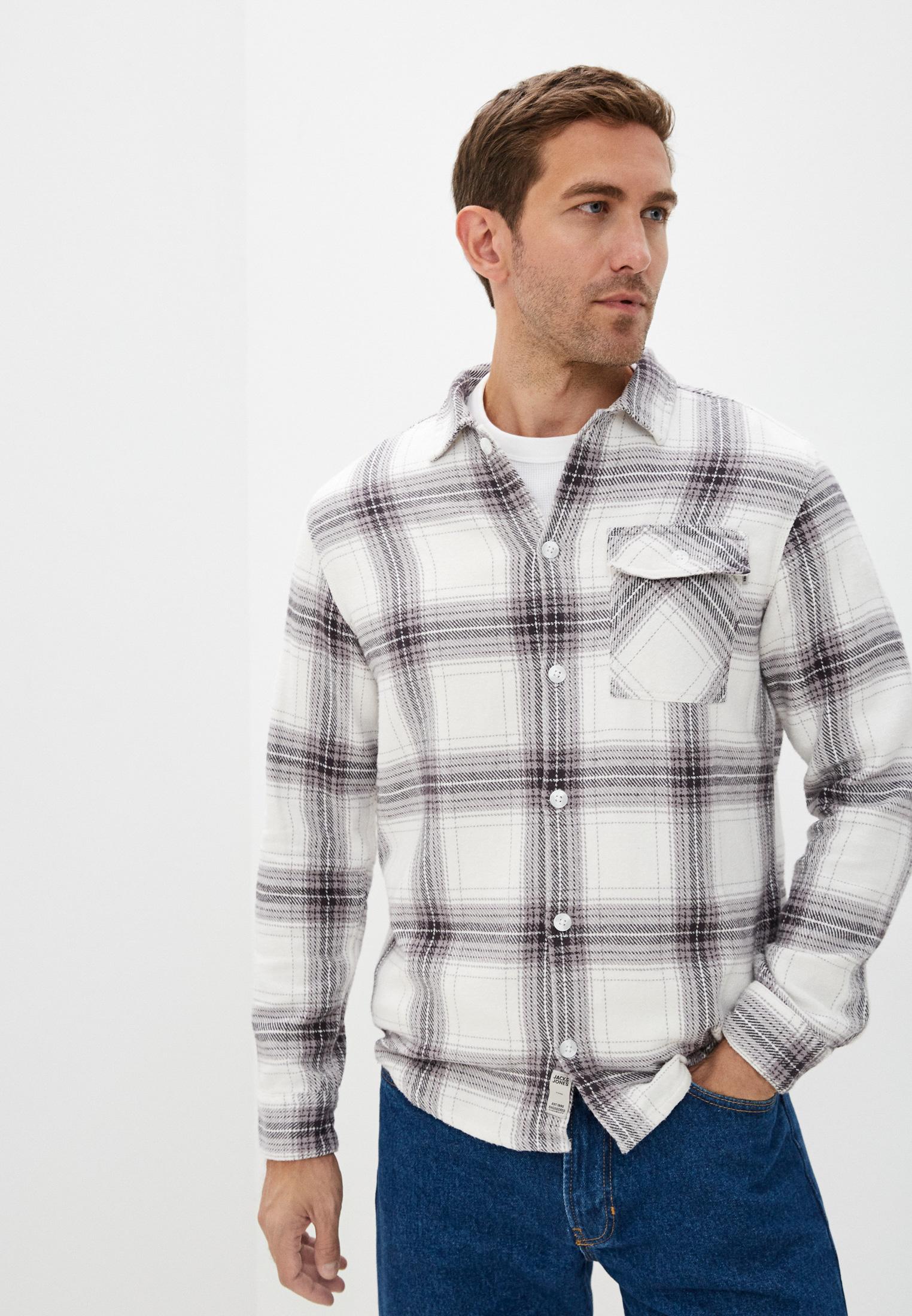 Рубашка с длинным рукавом Jack & Jones (Джек Энд Джонс) Рубашка Jack & Jones