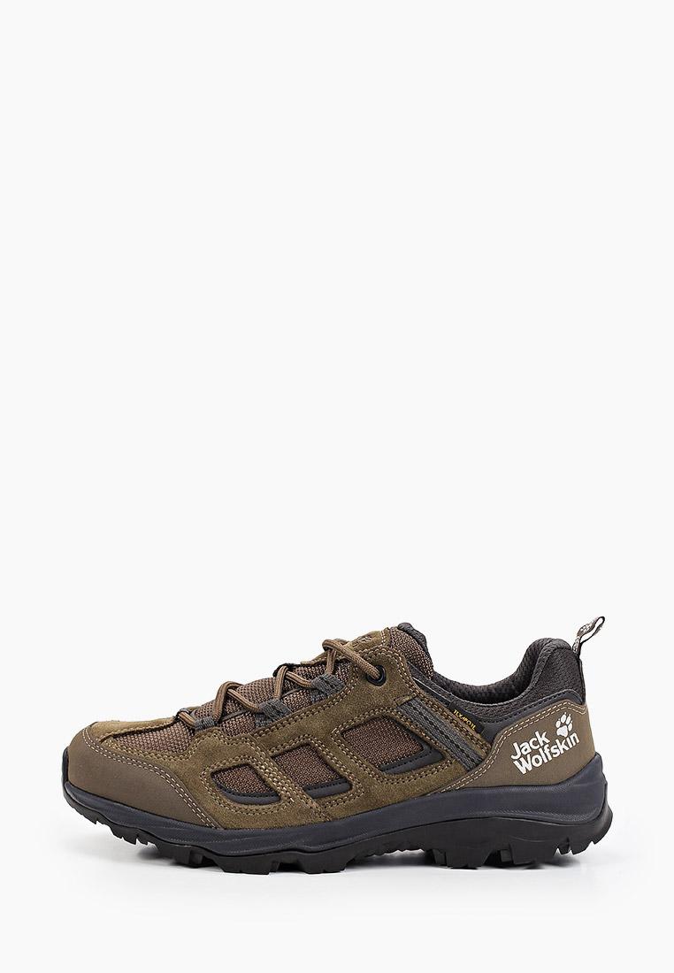 Спортивные мужские ботинки Jack Wolfskin Ботинки трекинговые Jack Wolfskin