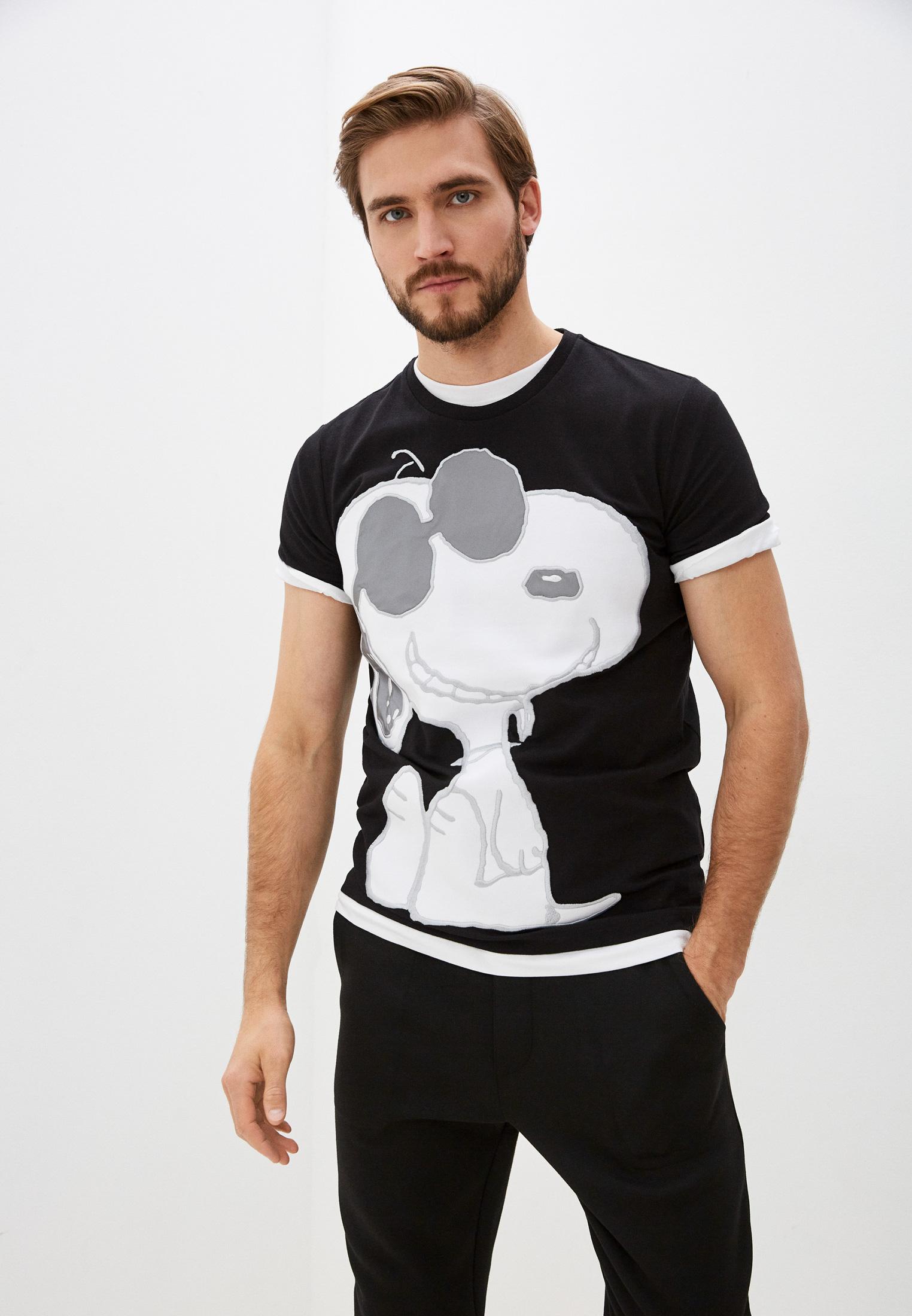 Мужская футболка Iceberg (Айсберг) I1PF0236304