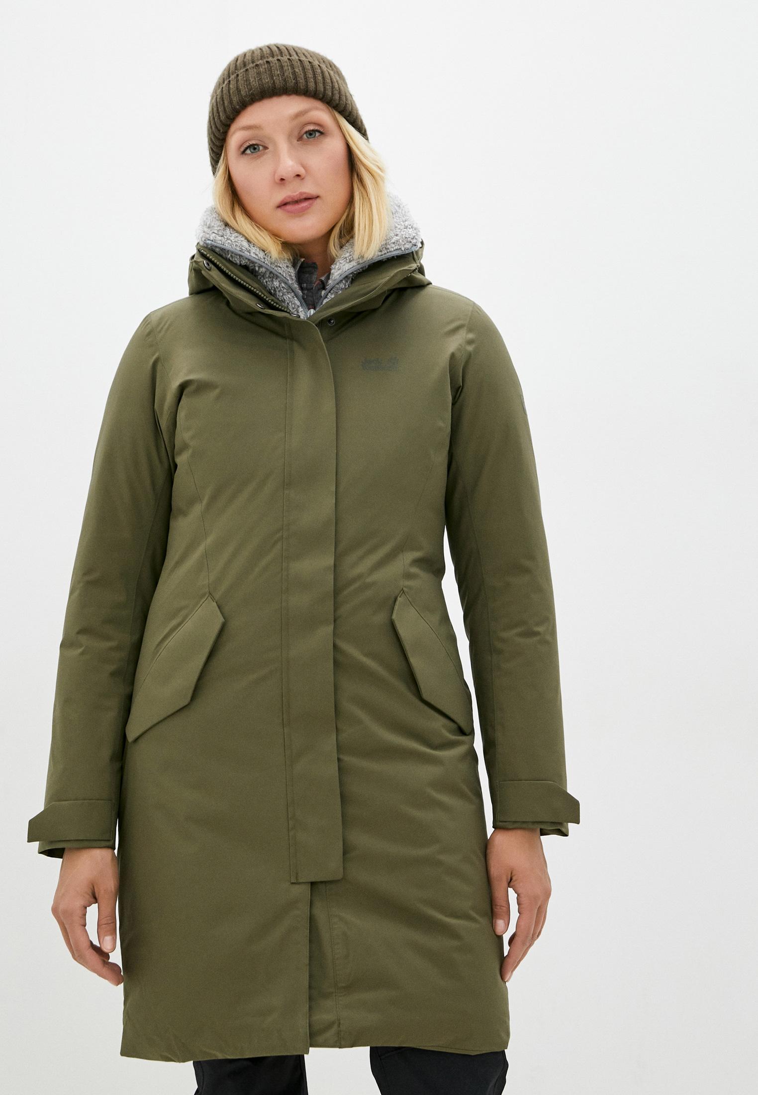 Утепленная куртка Jack Wolfskin 1113031