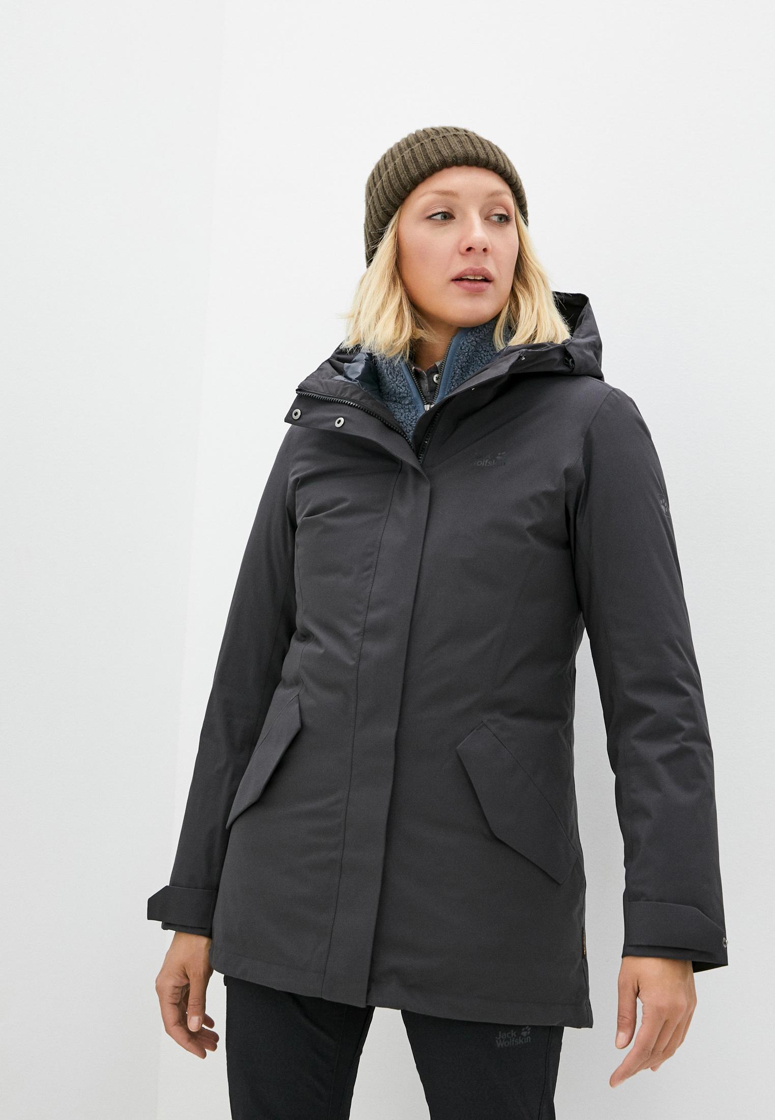 Утепленная куртка Jack Wolfskin 1113691