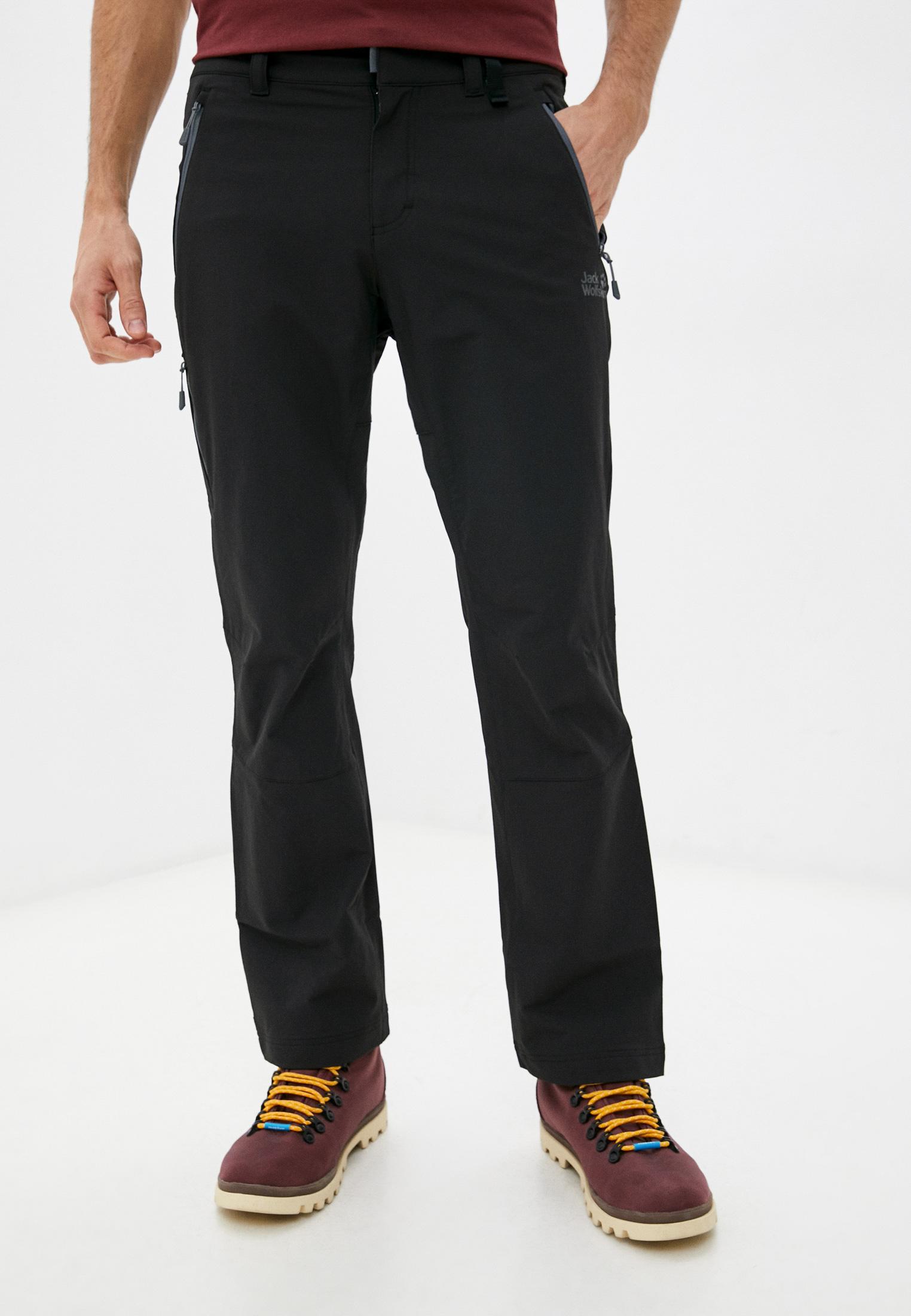 Мужские спортивные брюки Jack Wolfskin Брюки утепленные Jack Wolfskin