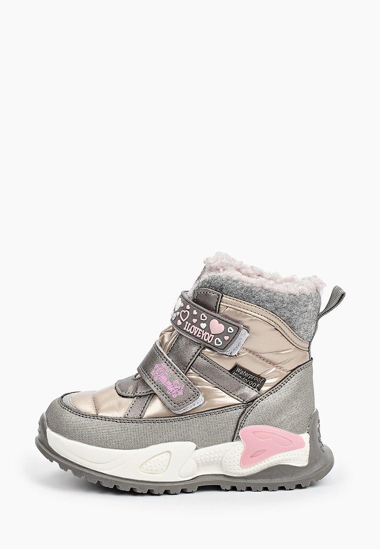 Ботинки для девочек TOM MIKI Ботинки Tom-Miki