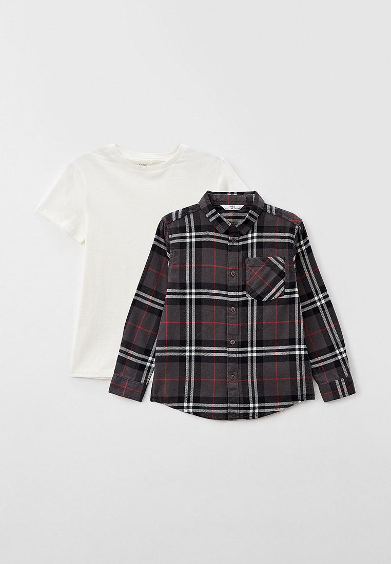 Рубашка Marks & Spencer Рубашка и футболка Marks & Spencer