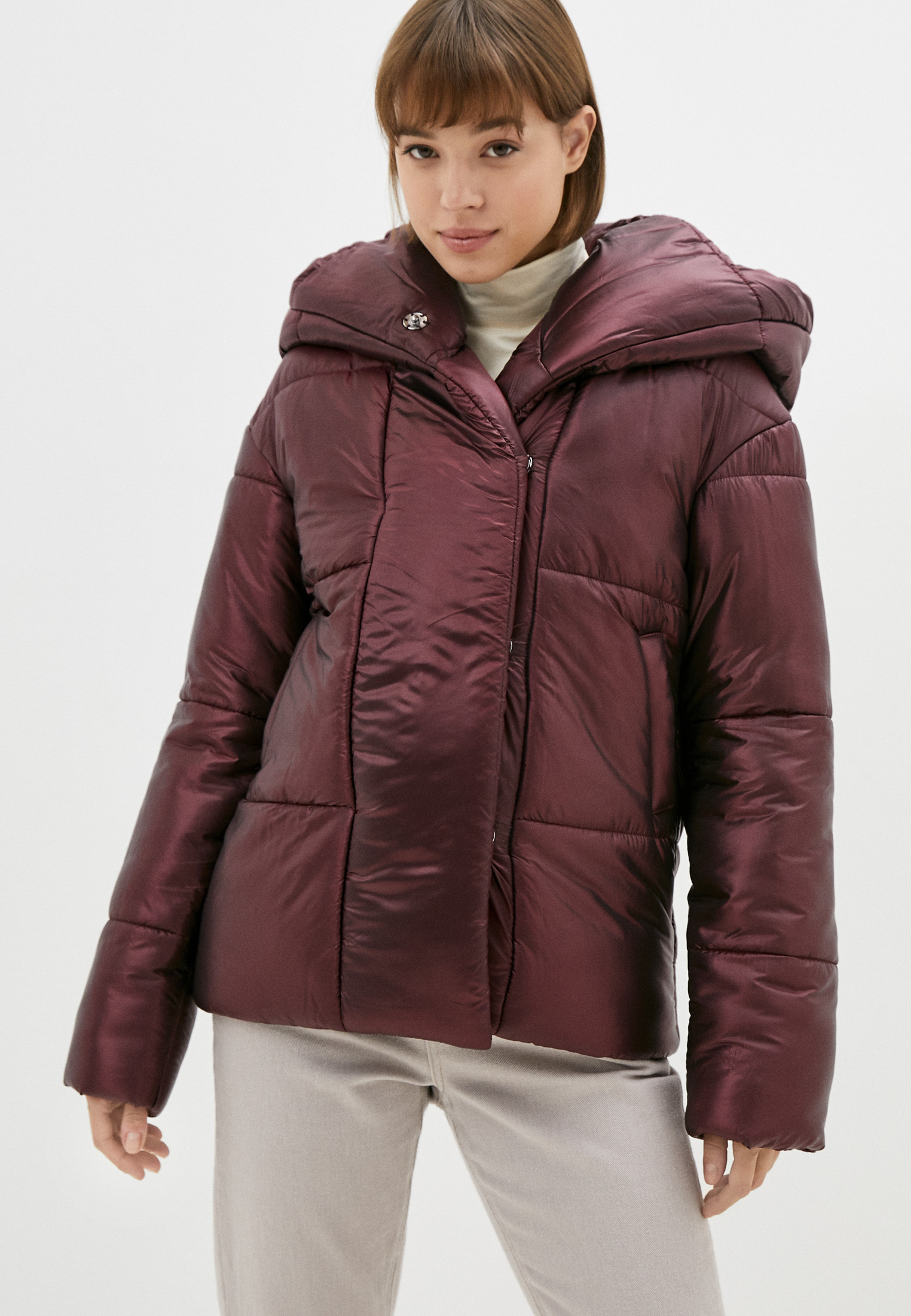 Утепленная куртка UnicoModa UMFW21S0023