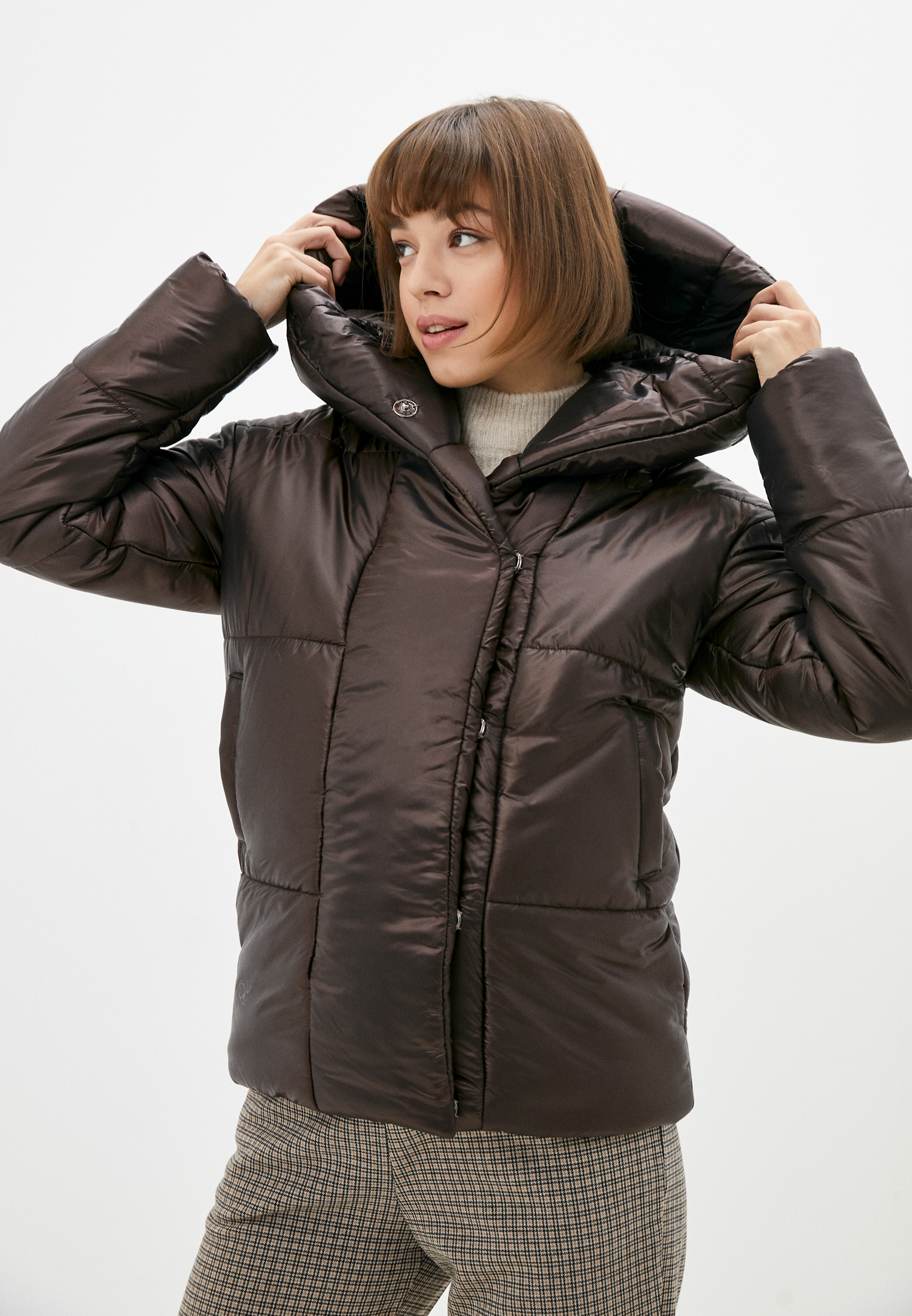 Утепленная куртка UnicoModa Куртка утепленная UnicoModa