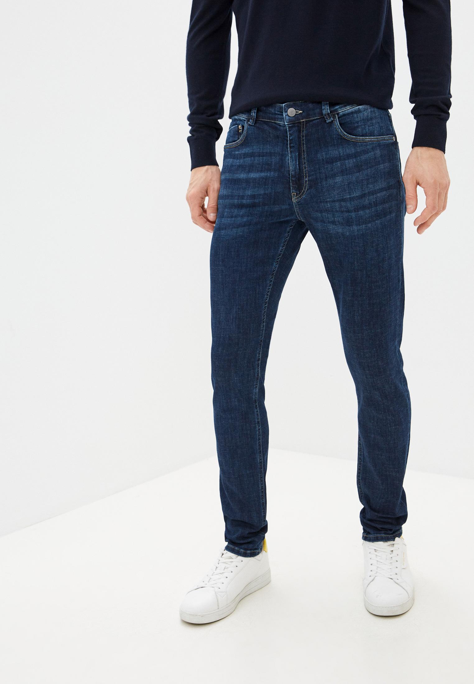 Зауженные джинсы Lab. Pal Zileri Джинсы Lab. Pal Zileri