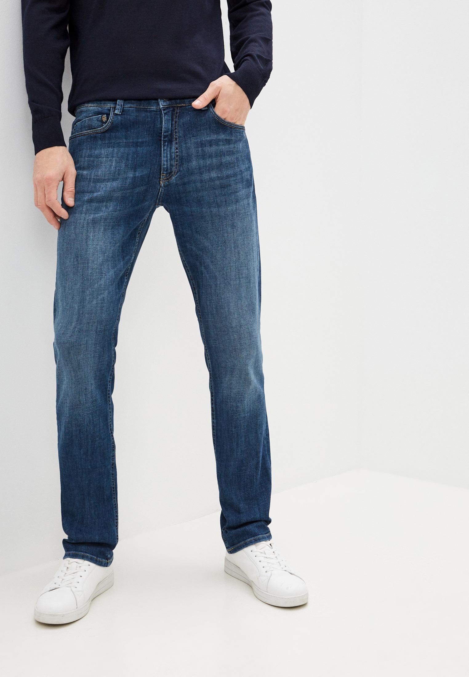 Мужские прямые джинсы Lab. Pal Zileri TP1DM277F2562