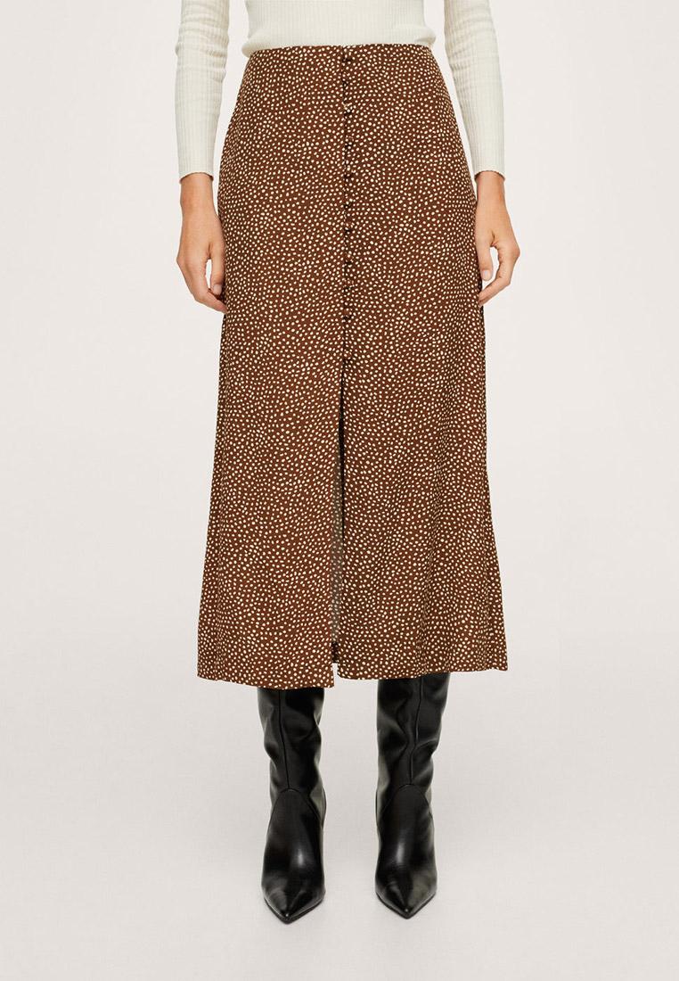 Широкая юбка Mango (Манго) 17015967