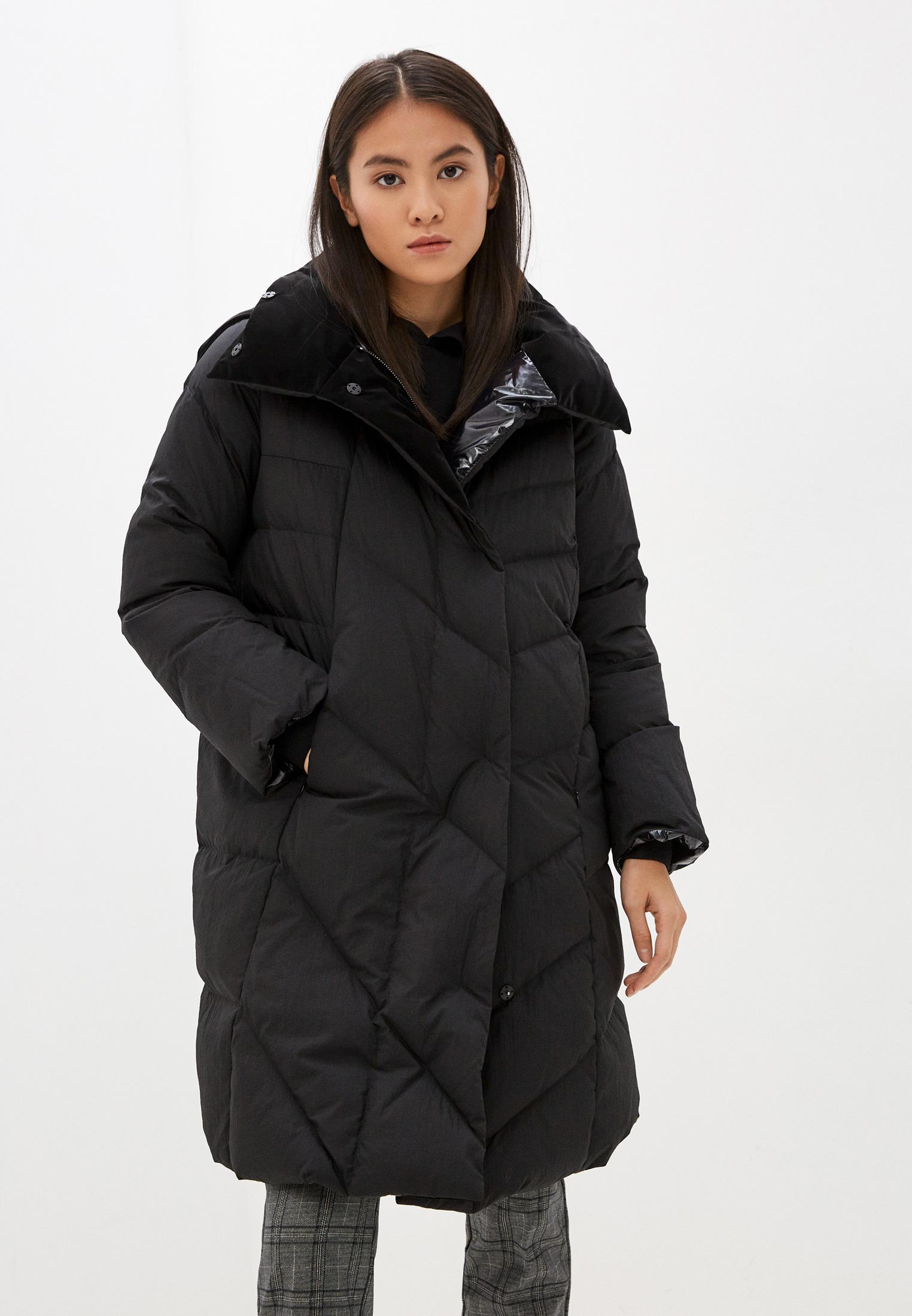 Утепленная куртка Emporio Armani Пуховик Emporio Armani