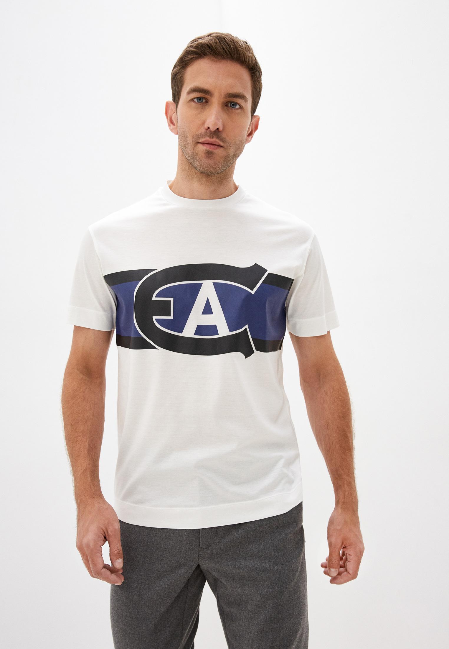 Мужская футболка Emporio Armani (Эмпорио Армани) 6K1TD7 1JUVZ